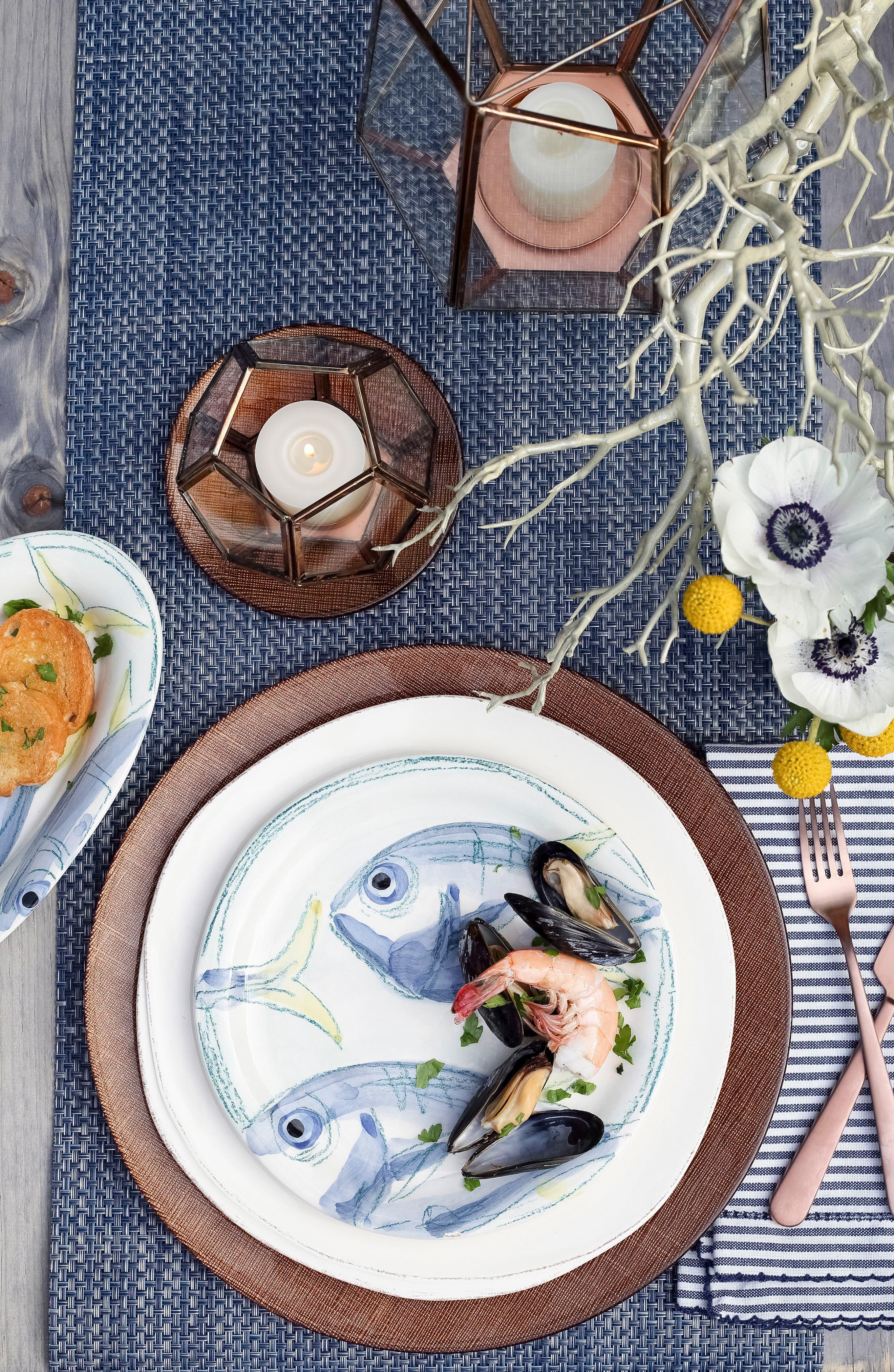 Pescatore Salad Plate,                             Alternate thumbnail 2, color,
