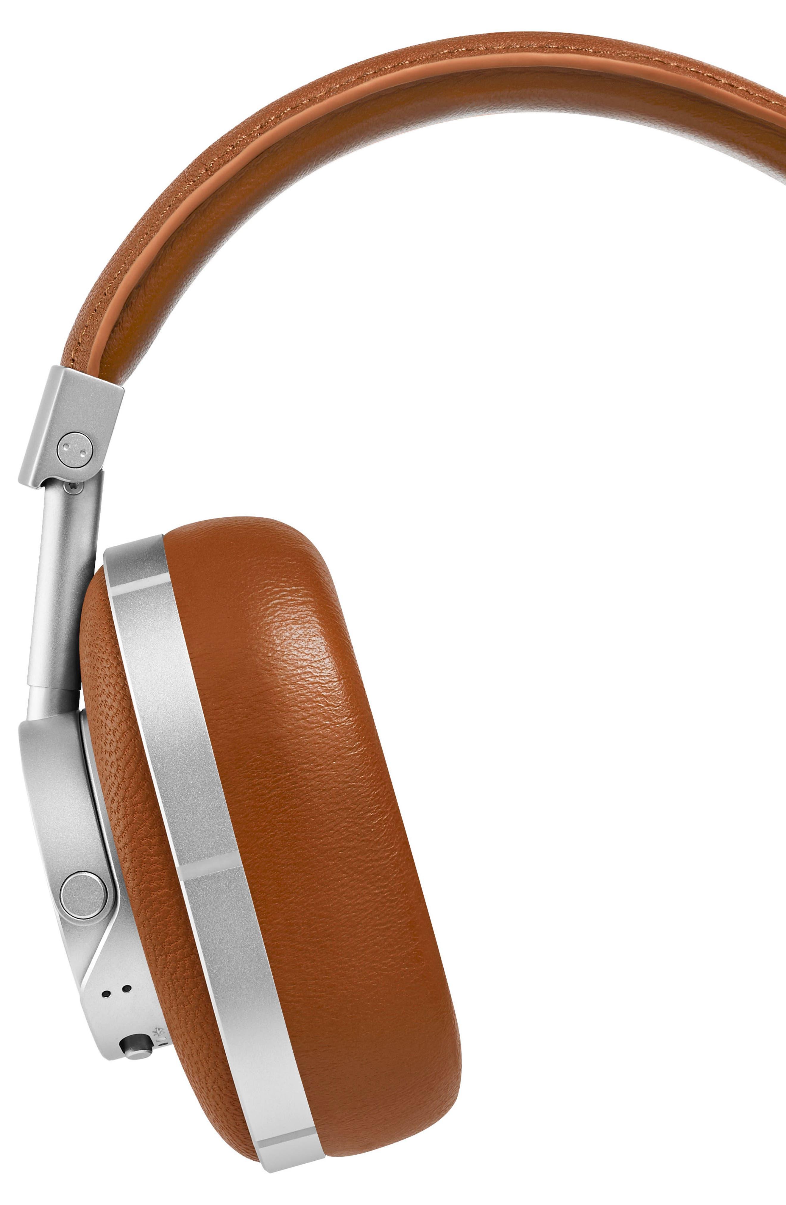Alternate Image 4  - Master & Dynamic MW60 Wireless Leather Over Ear Headphones