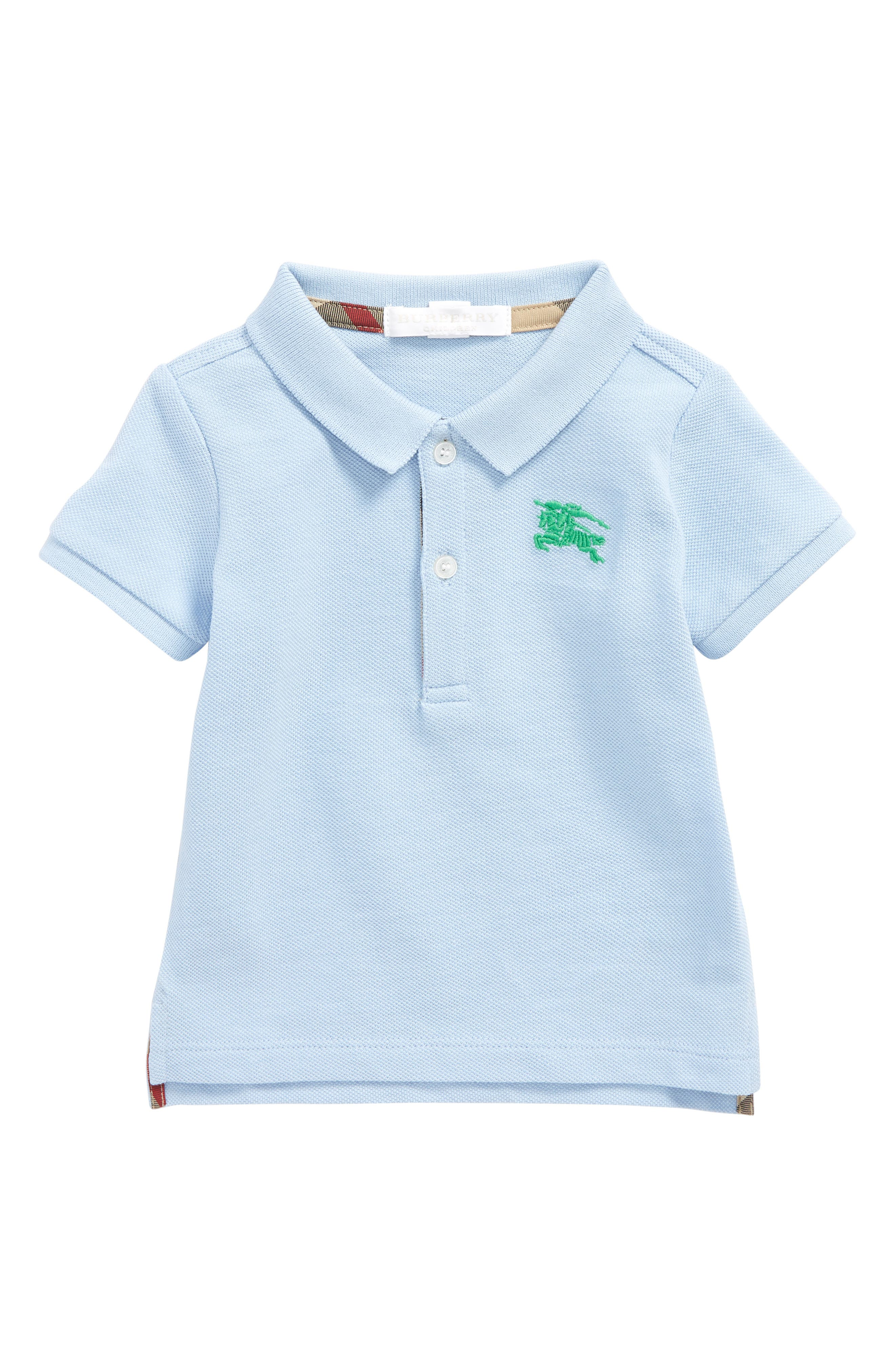 Burberry Palmer Cotton Piqué Polo (Baby Boys)