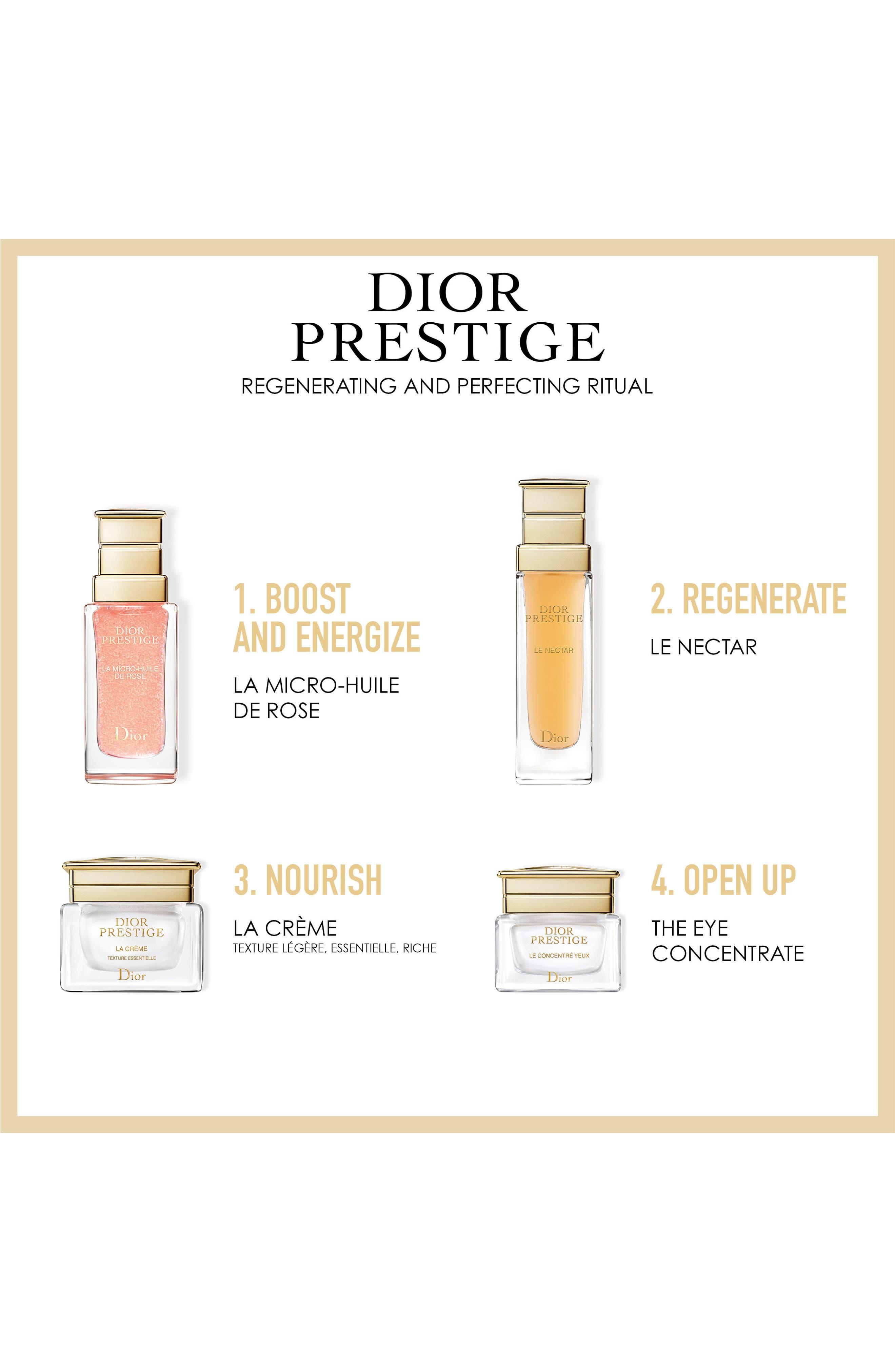 Prestige La Micro Huile de Rose Face Oil,                             Alternate thumbnail 2, color,                             No Color