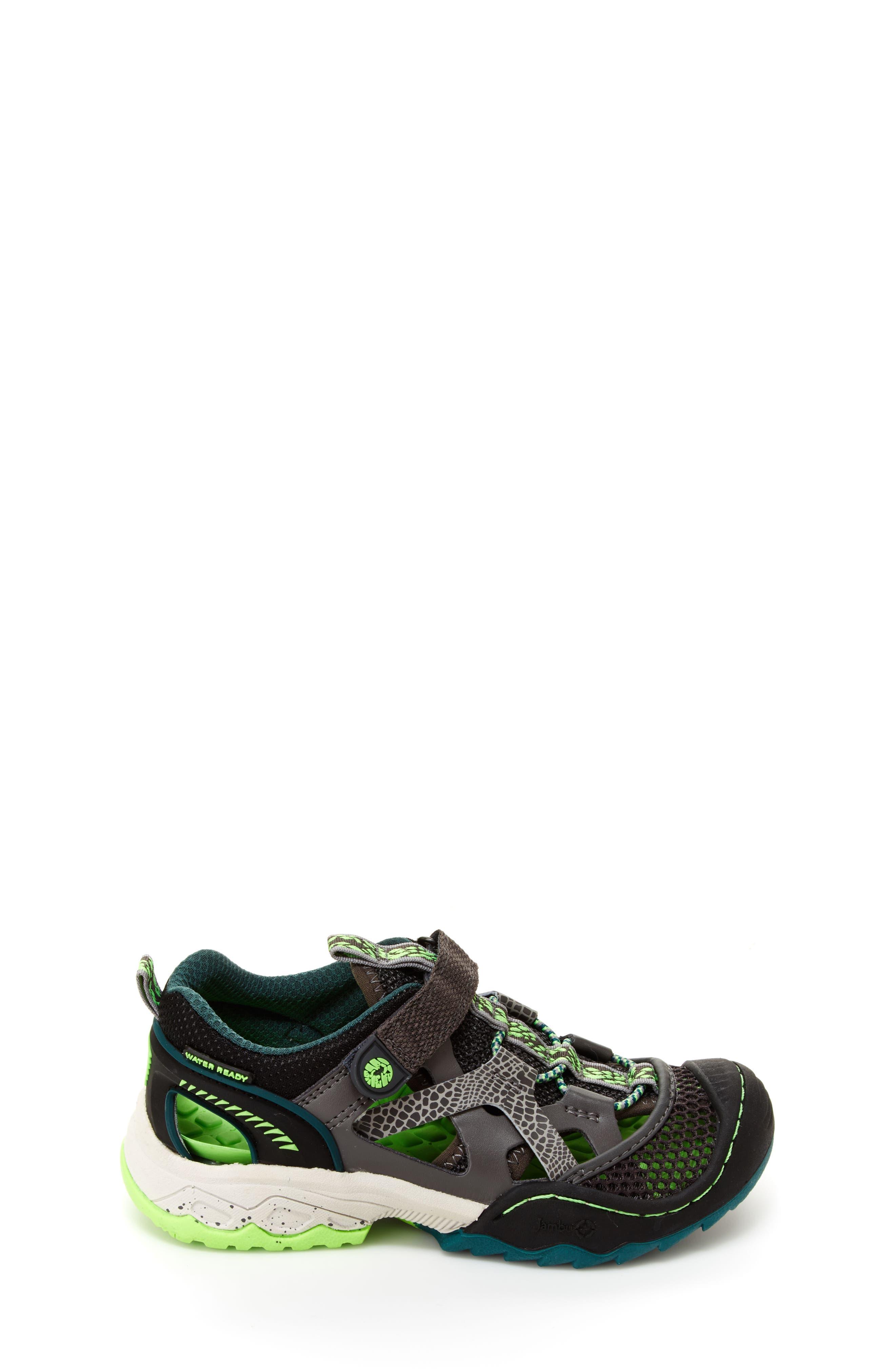 'Squamata 2' Sport & Water Sneaker,                             Alternate thumbnail 3, color,                             Grey