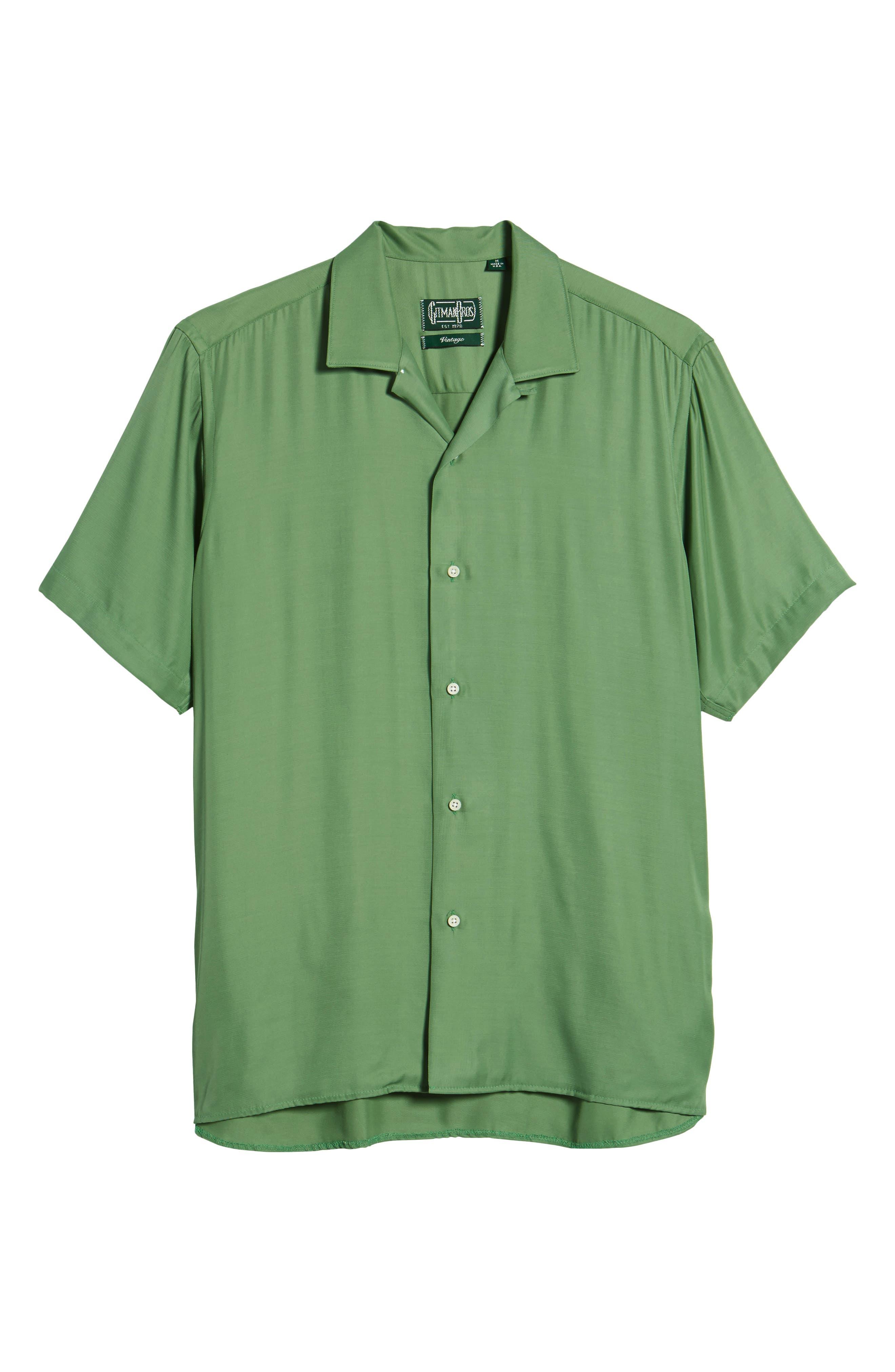 Alternate Image 6  - Gitman Camp Shirt