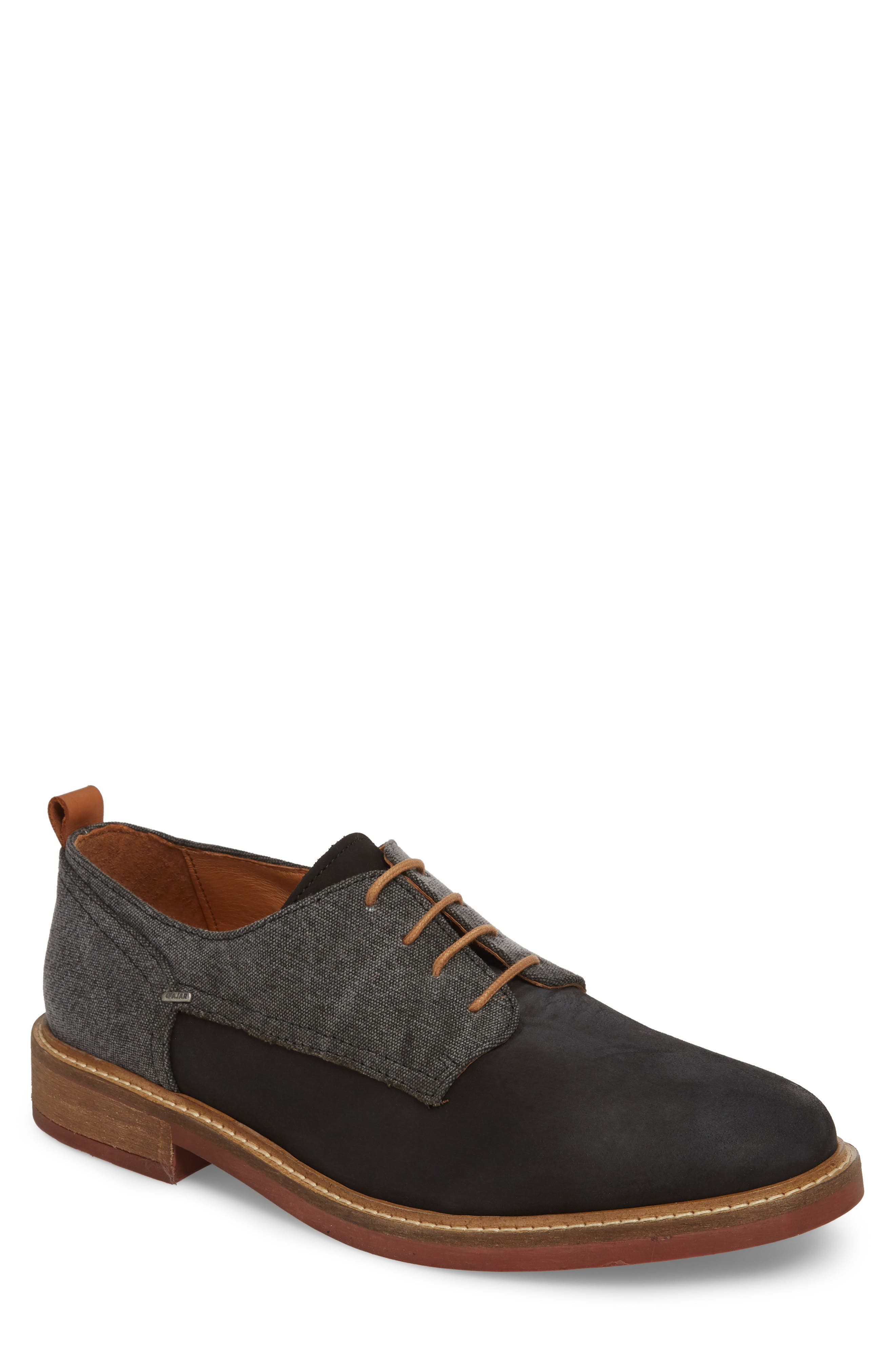 River Water Resistant Derby,                             Main thumbnail 1, color,                             Nero