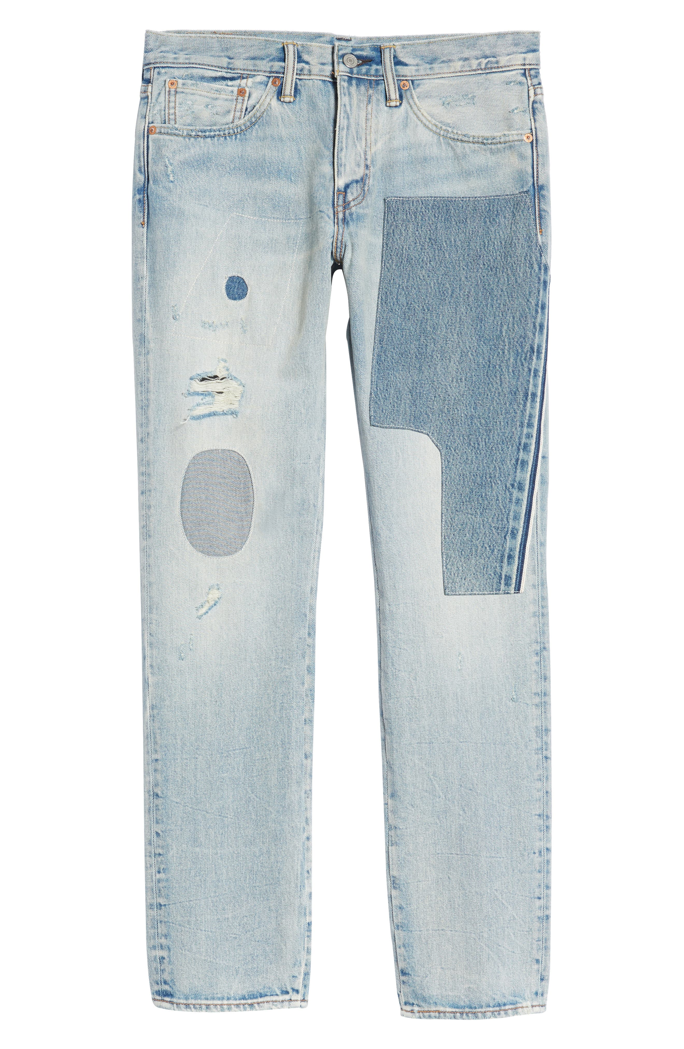 511<sup>™</sup> Slim Fit Jeans,                             Alternate thumbnail 6, color,                             Patch Up