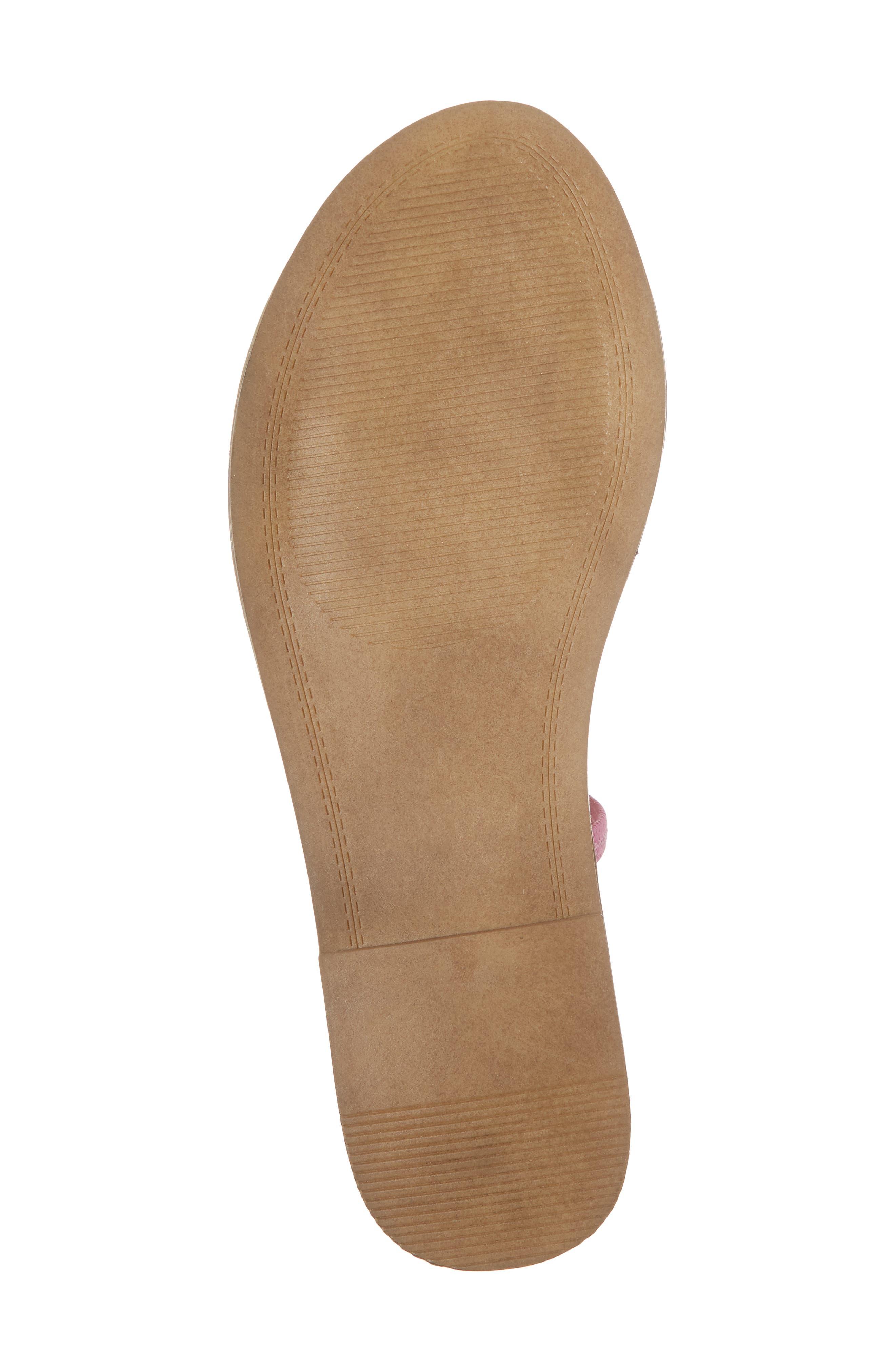 Alternate Image 6  - Steve Madden Dasha Strappy Slide Sandal (Women)