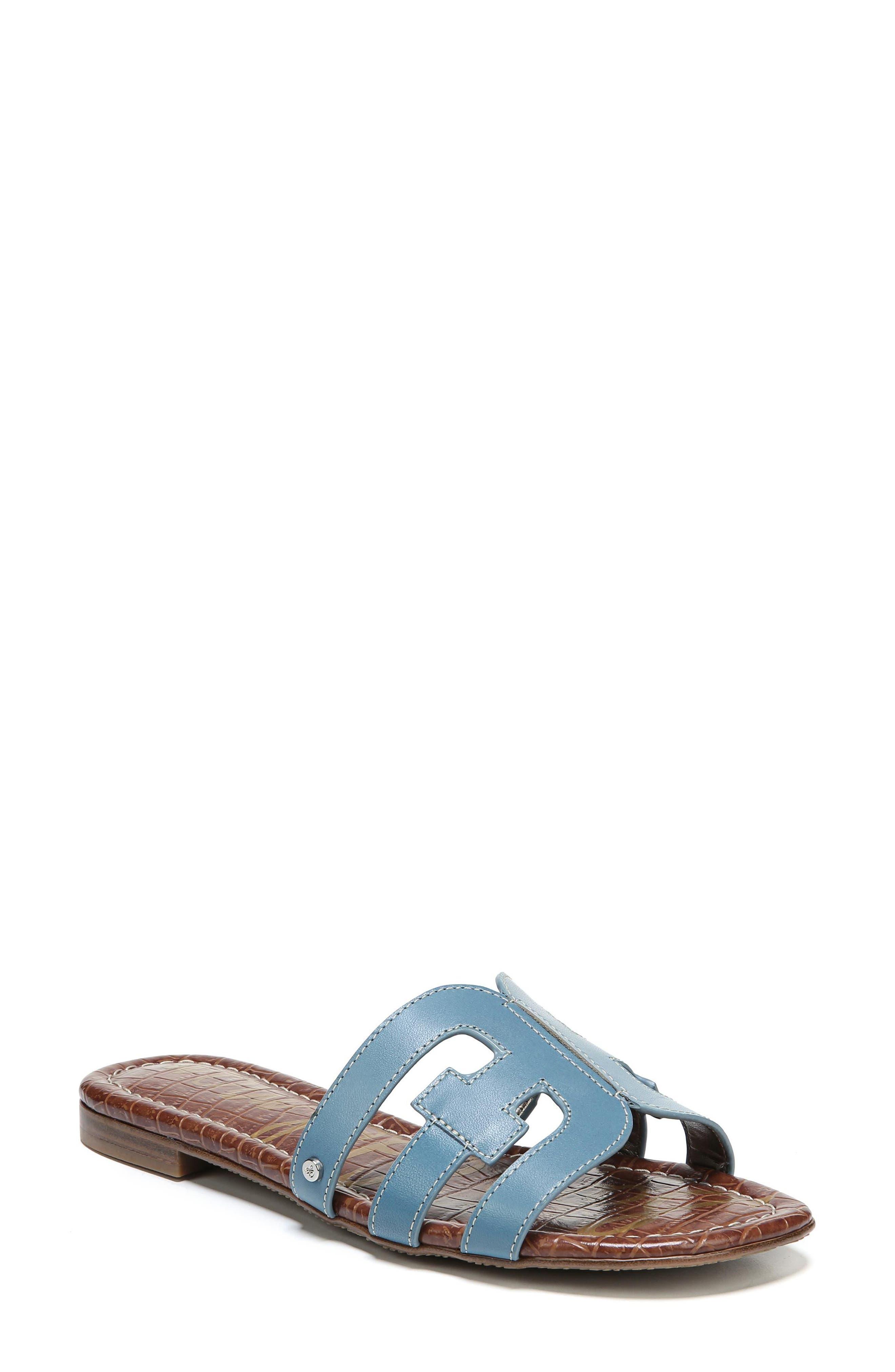 Sam Edelman Bay Cutout Slide Sandal (Women)