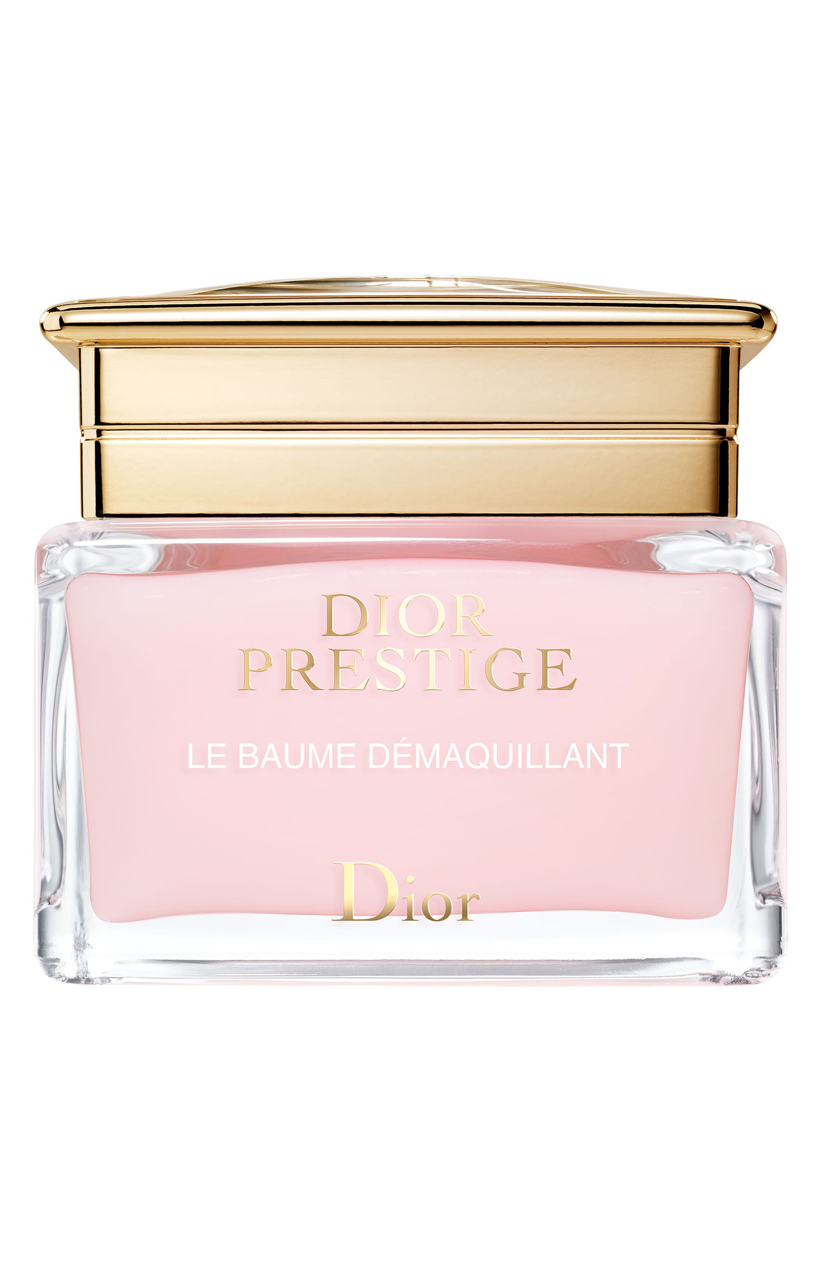 Dior Le Baume Démaquillant Rose Cleansing Oil-Balm