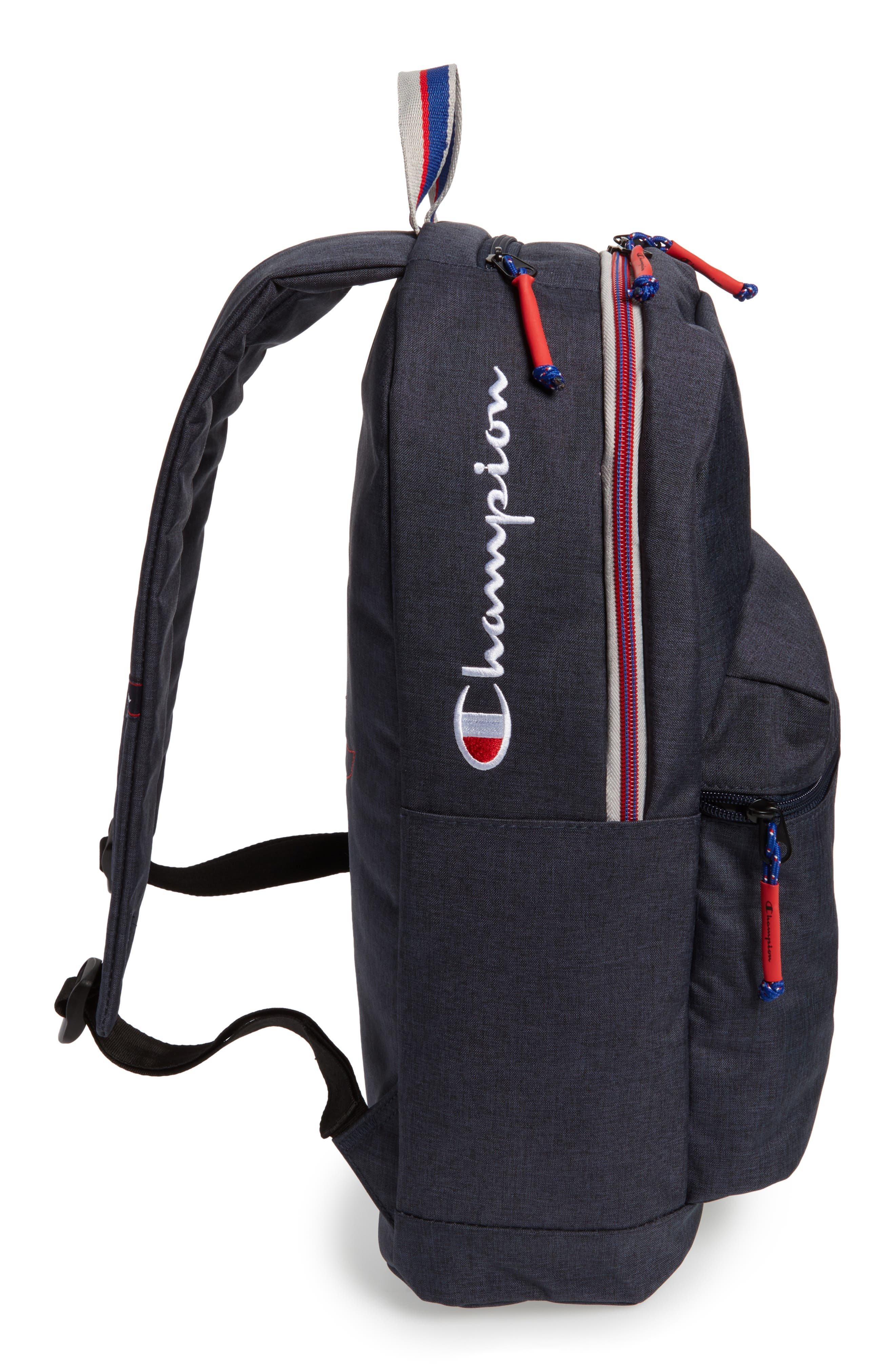 Supercize Backpack,                             Alternate thumbnail 5, color,                             Navy Heather