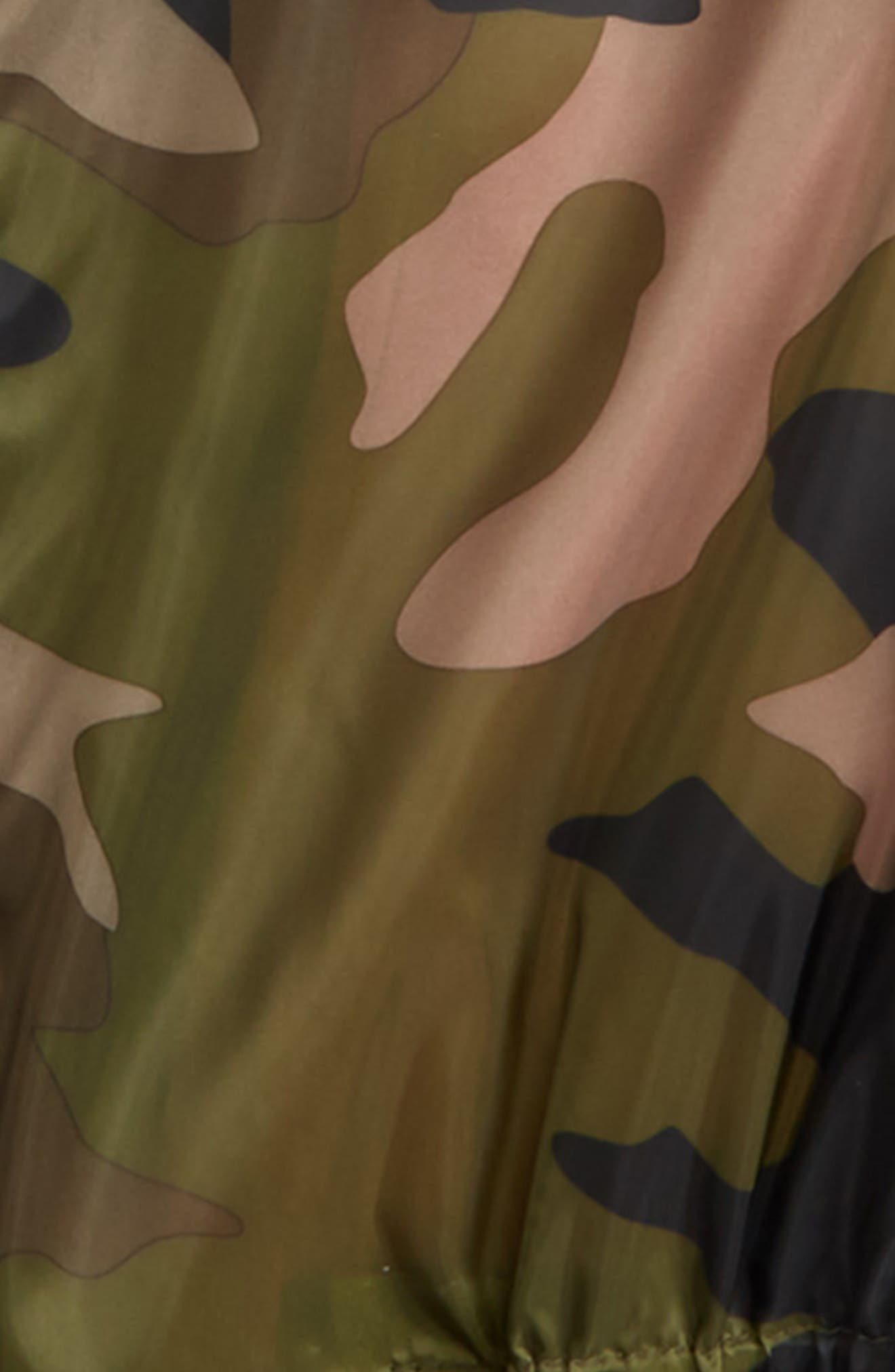 Camo Hooded Parka,                             Alternate thumbnail 2, color,                             No Win Situation