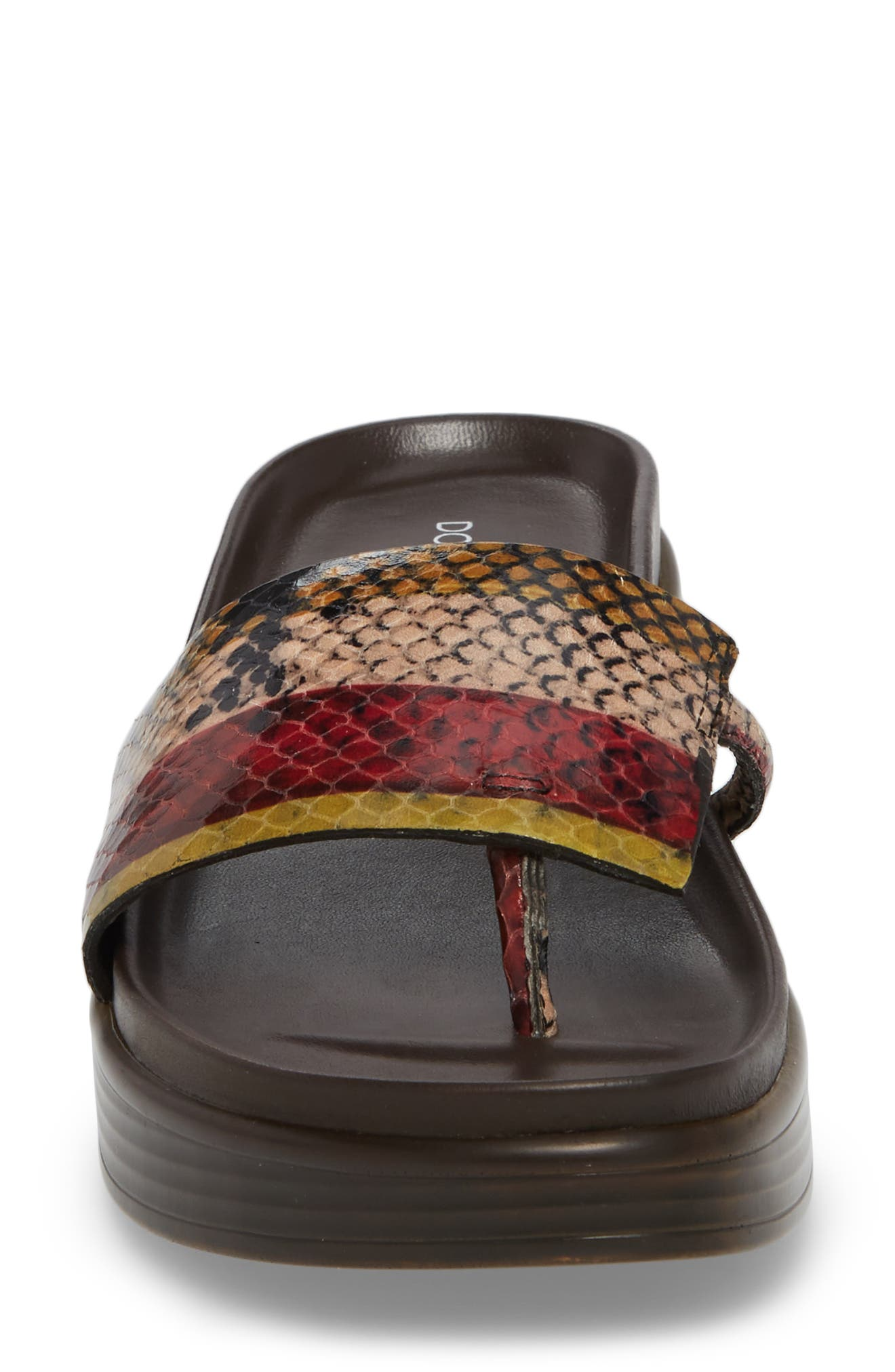 Alternate Image 4  - Donald Pliner Fifi Slide Sandal (Women)