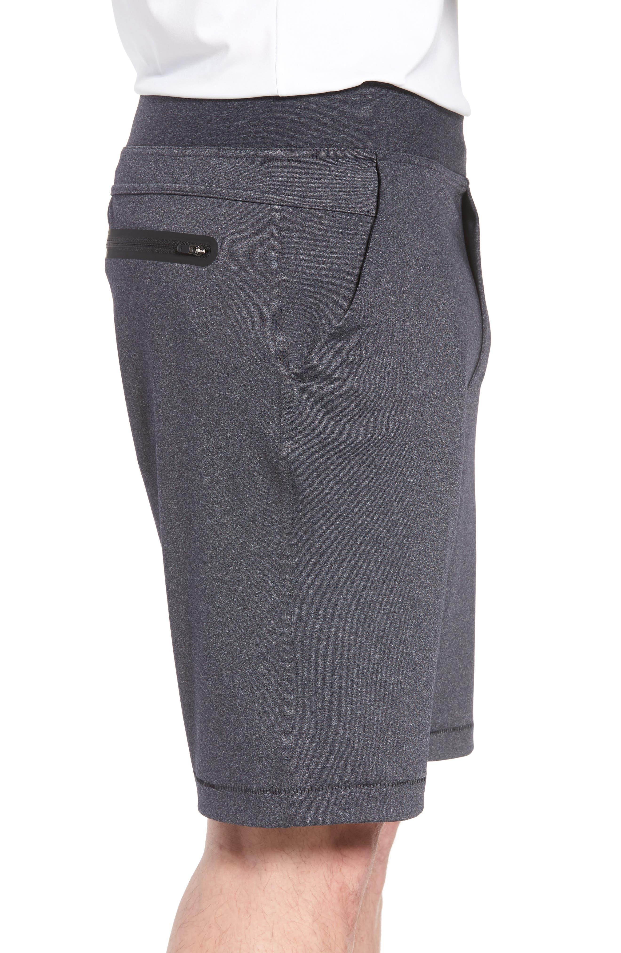 206 Shorts,                             Alternate thumbnail 3, color,                             Charcoal