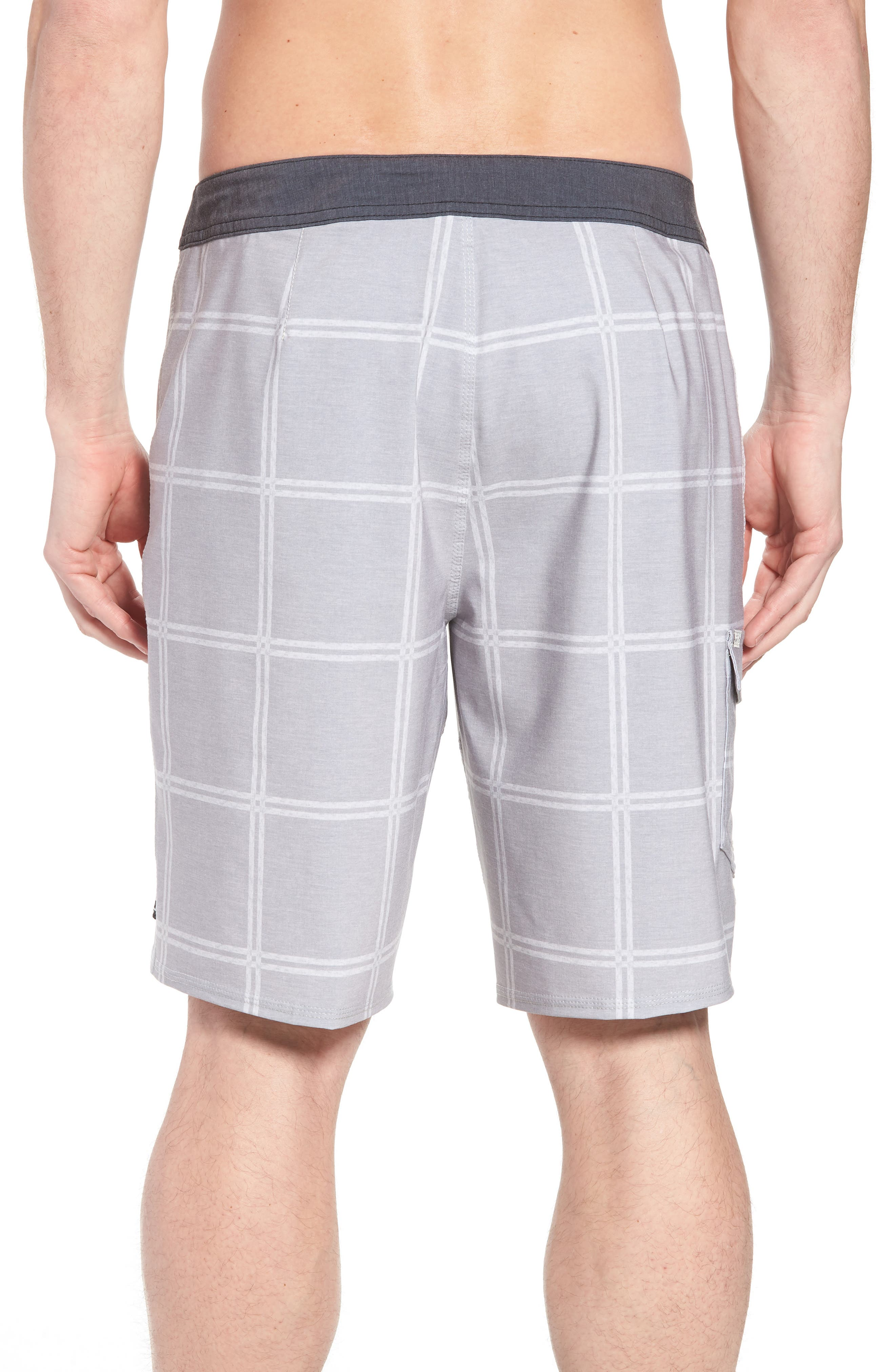 Head High Board Shorts,                             Alternate thumbnail 2, color,                             Light Grey