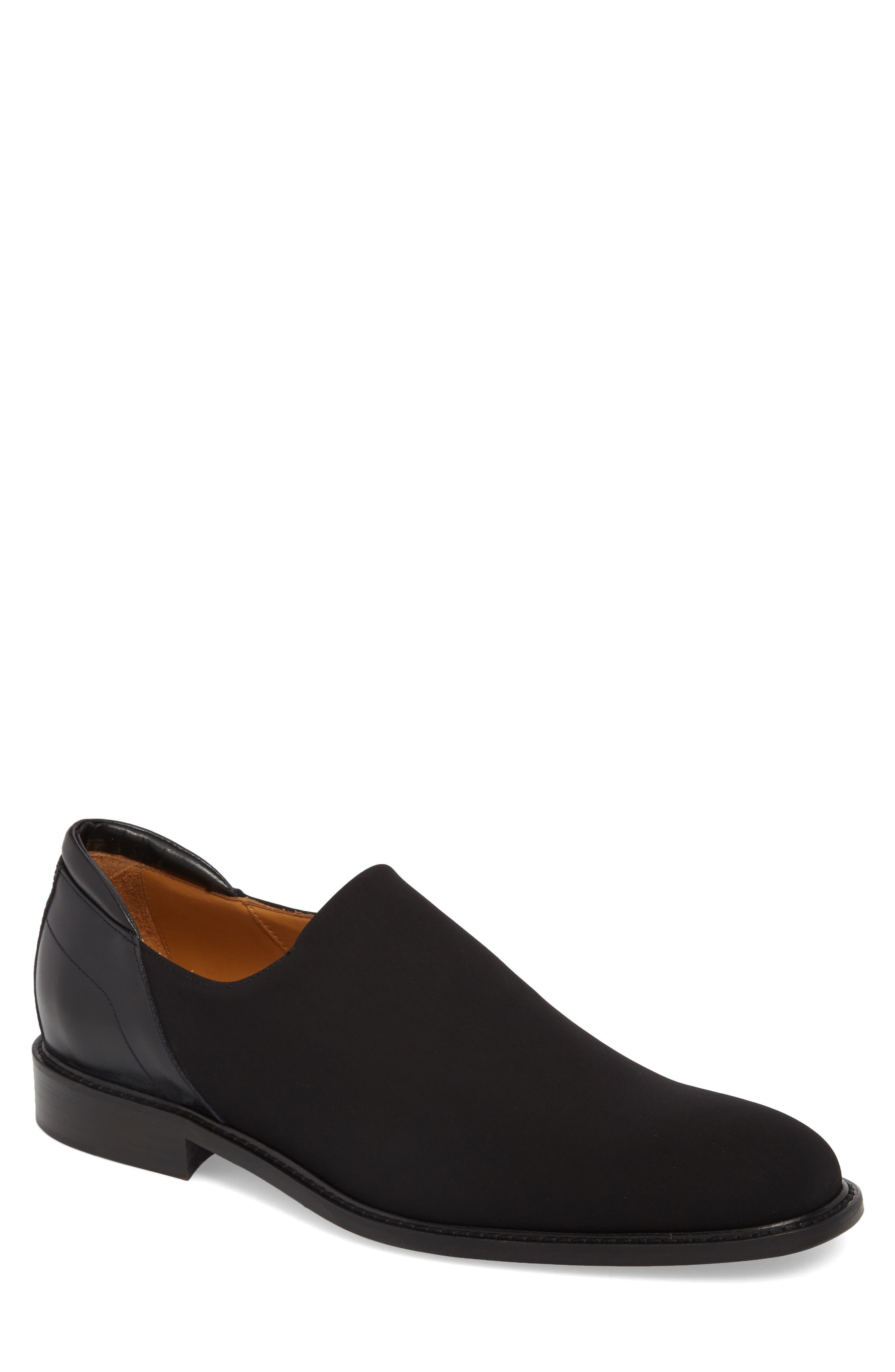 Iggy Slip-On,                         Main,                         color, Black Fabric