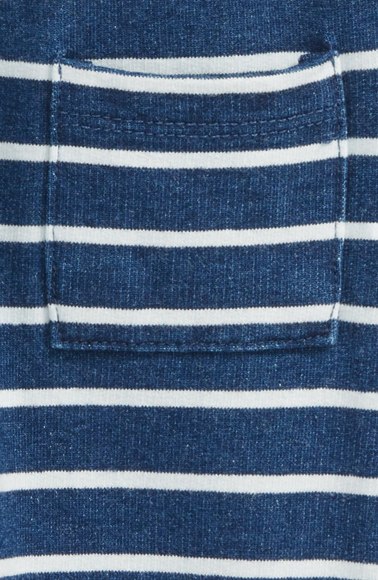 Alternate Image 3  - Miles Baby Stripe Pants (Baby Boys)