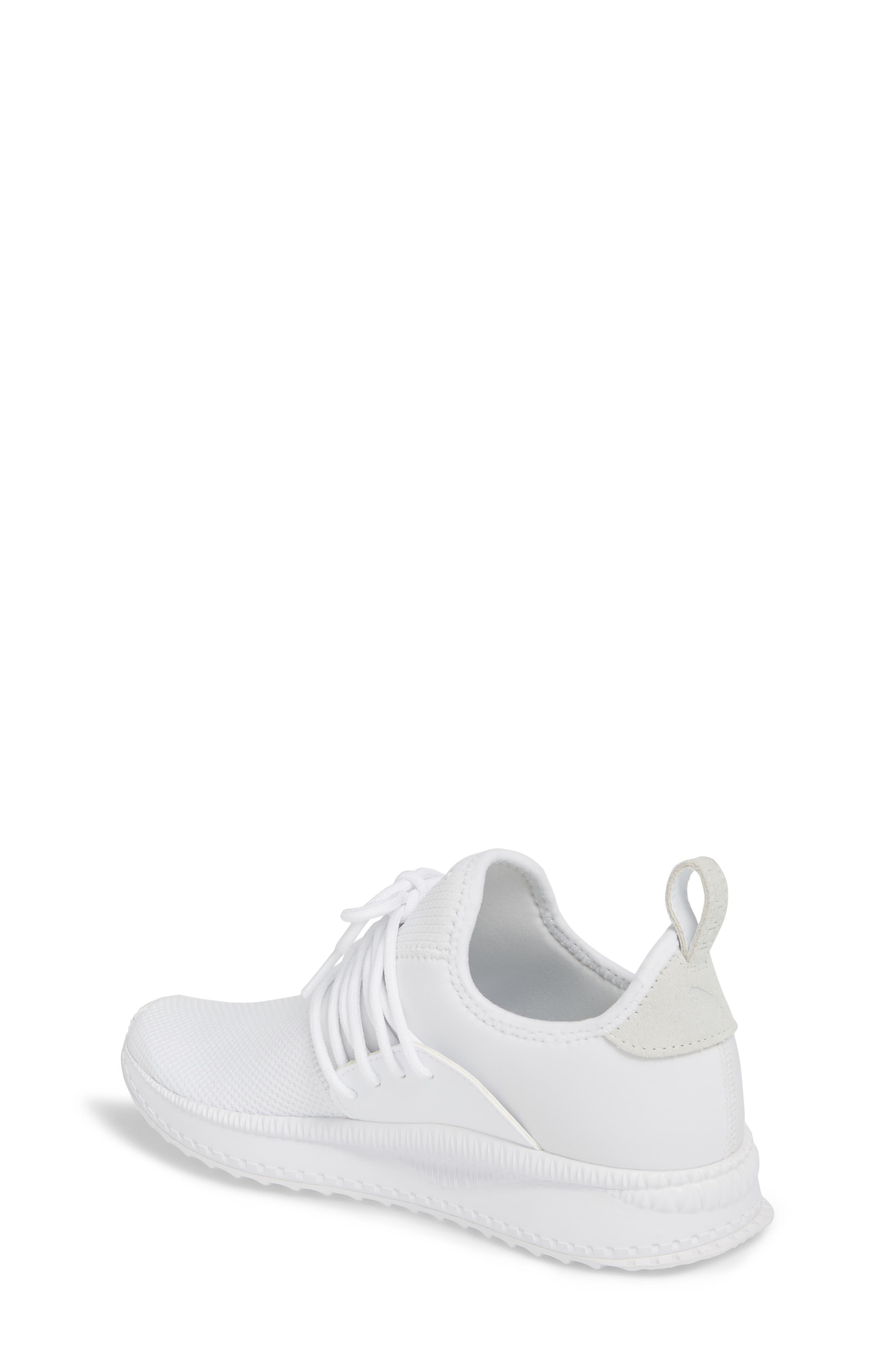 Tsugi Apex Sneaker,                             Alternate thumbnail 2, color,                             White/ White