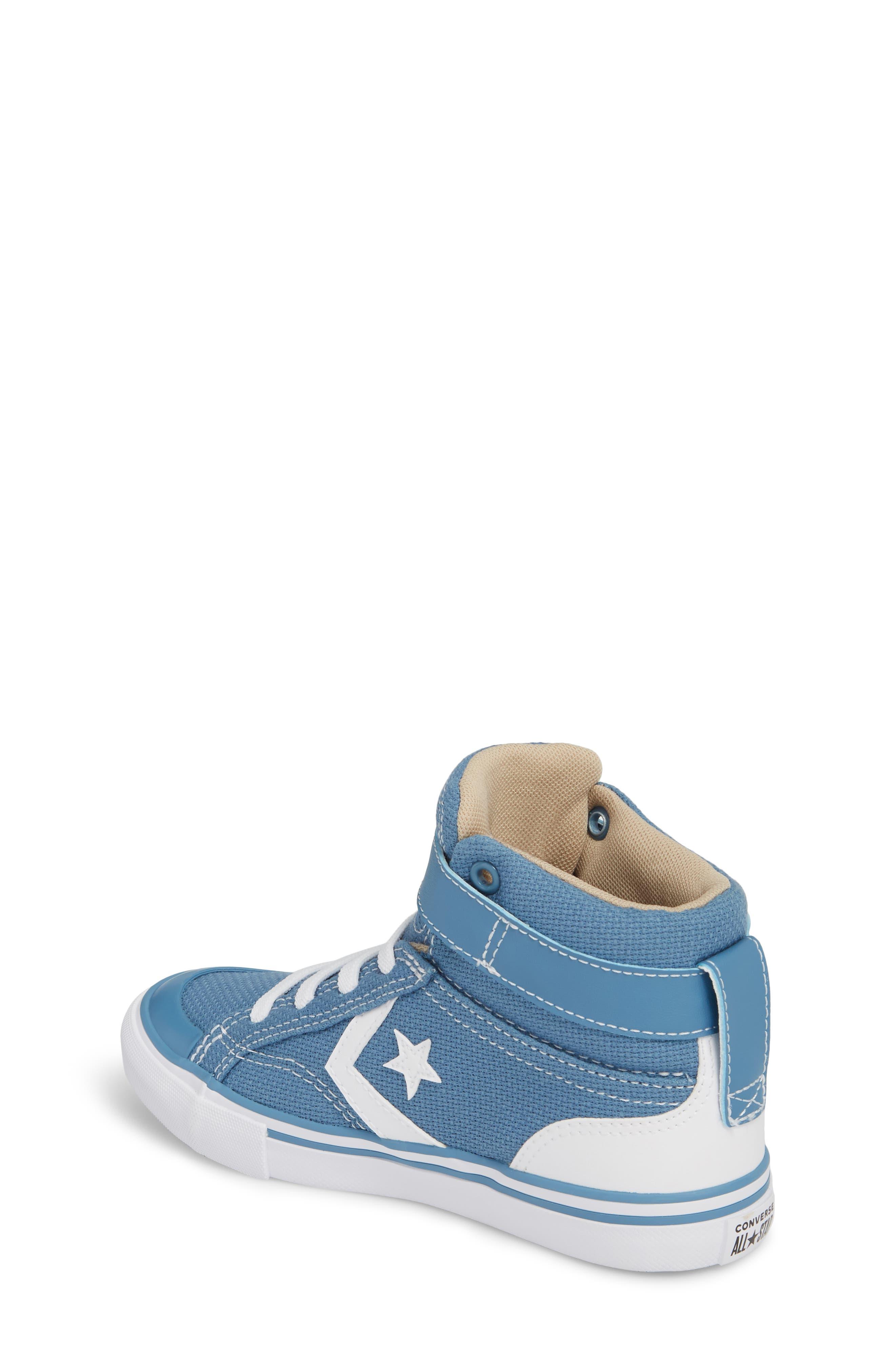 Alternate Image 2  - Converse Pro Blaze High Top Sneaker (Toddler, Little Kid & Big Kid)