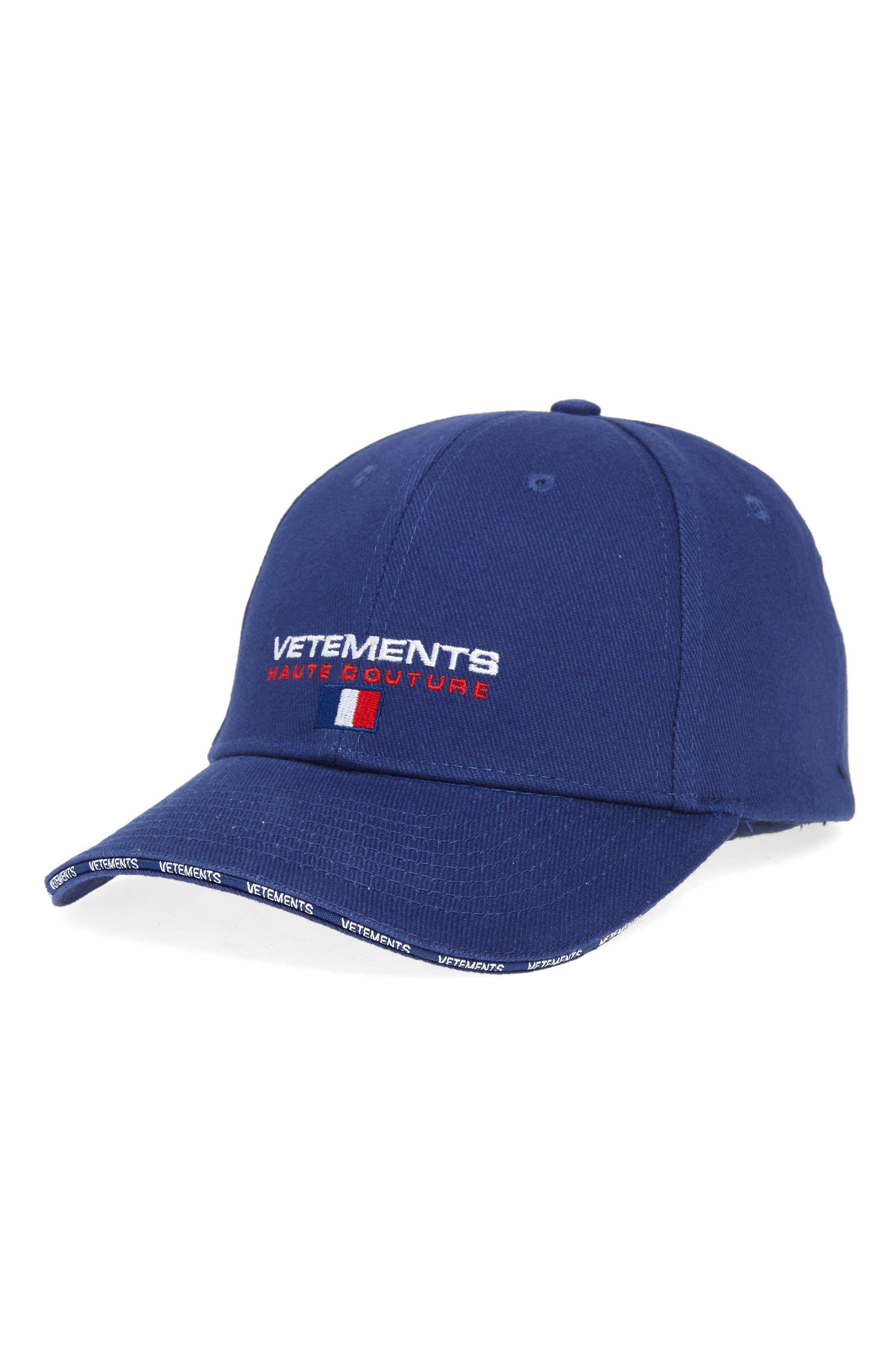 Vetements Haute Couture Cap