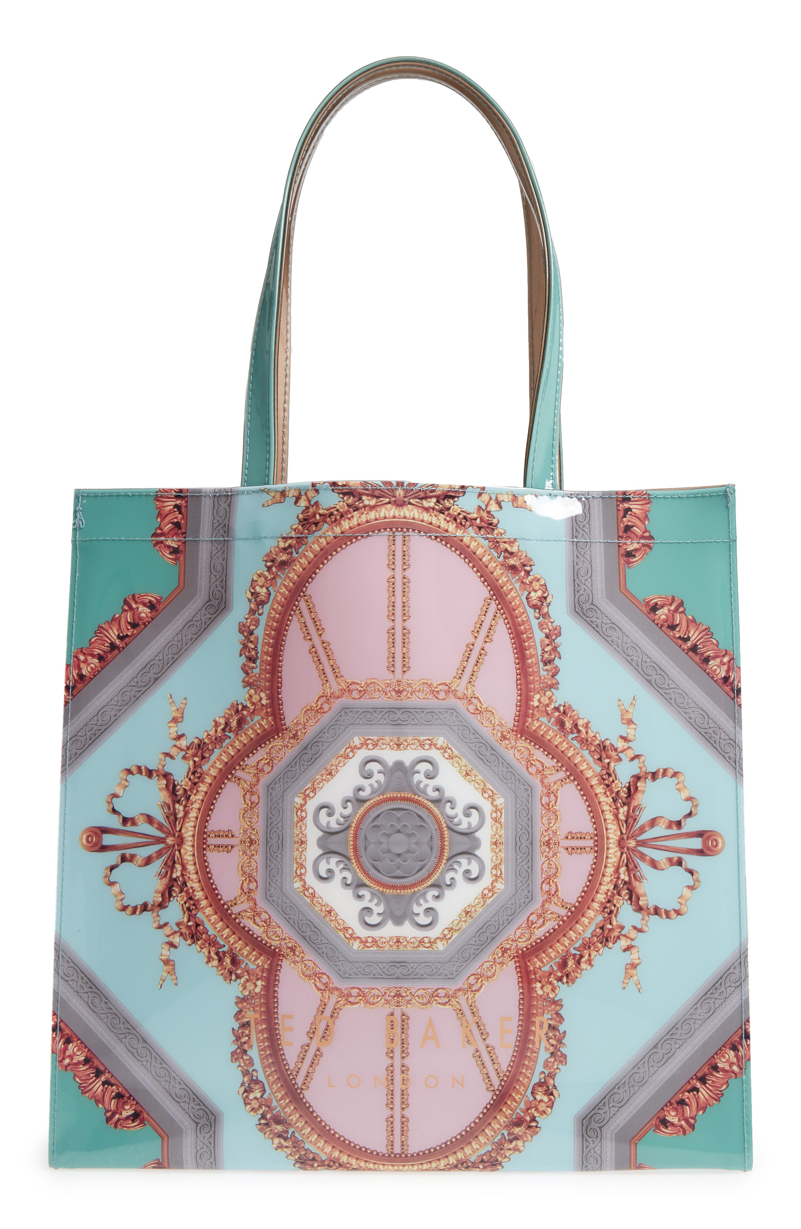 Ted Baker London Acecon Versailles Large Icon Tote