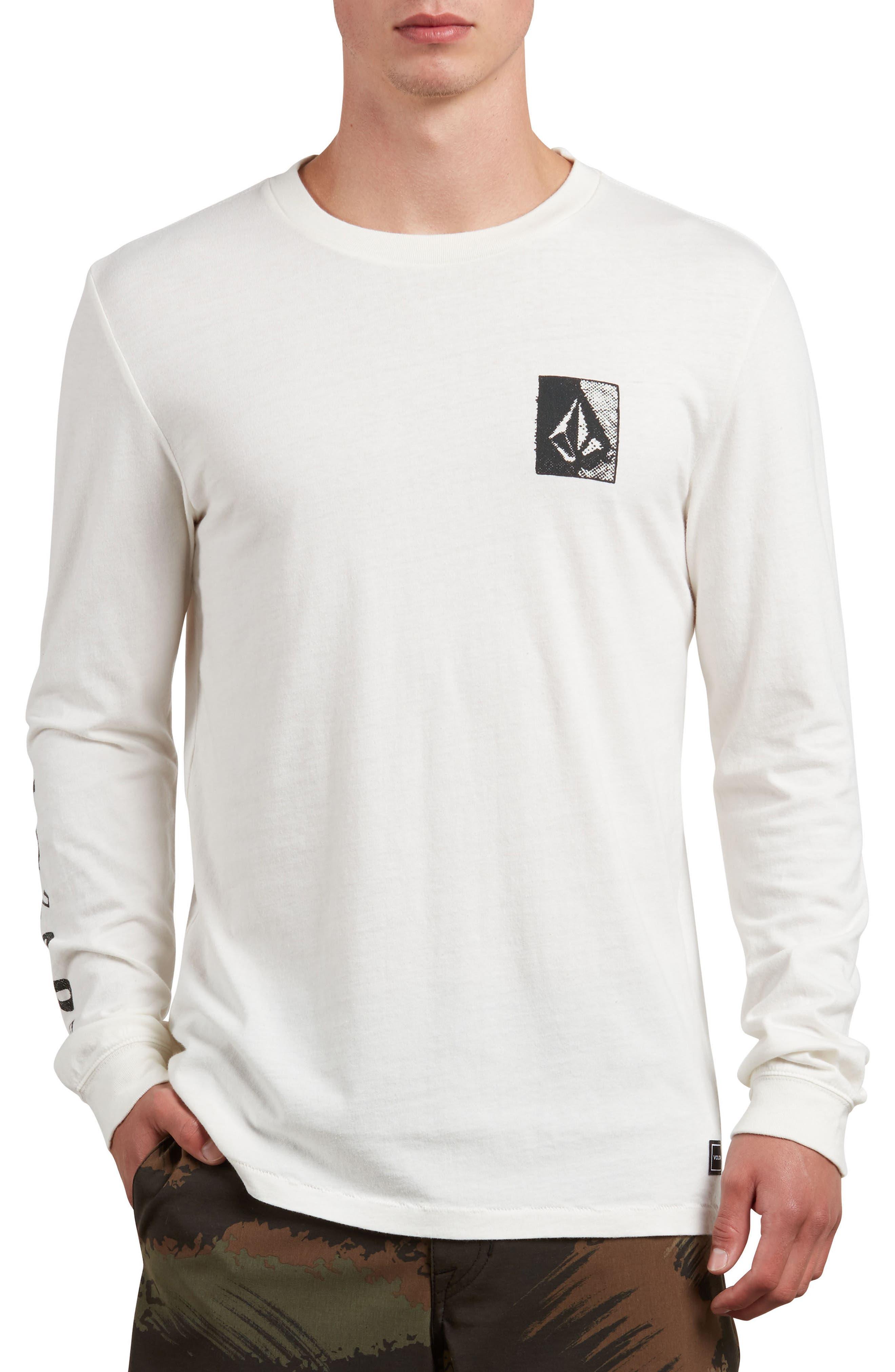 Freestate Knit T-Shirt,                             Main thumbnail 1, color,                             White Flash