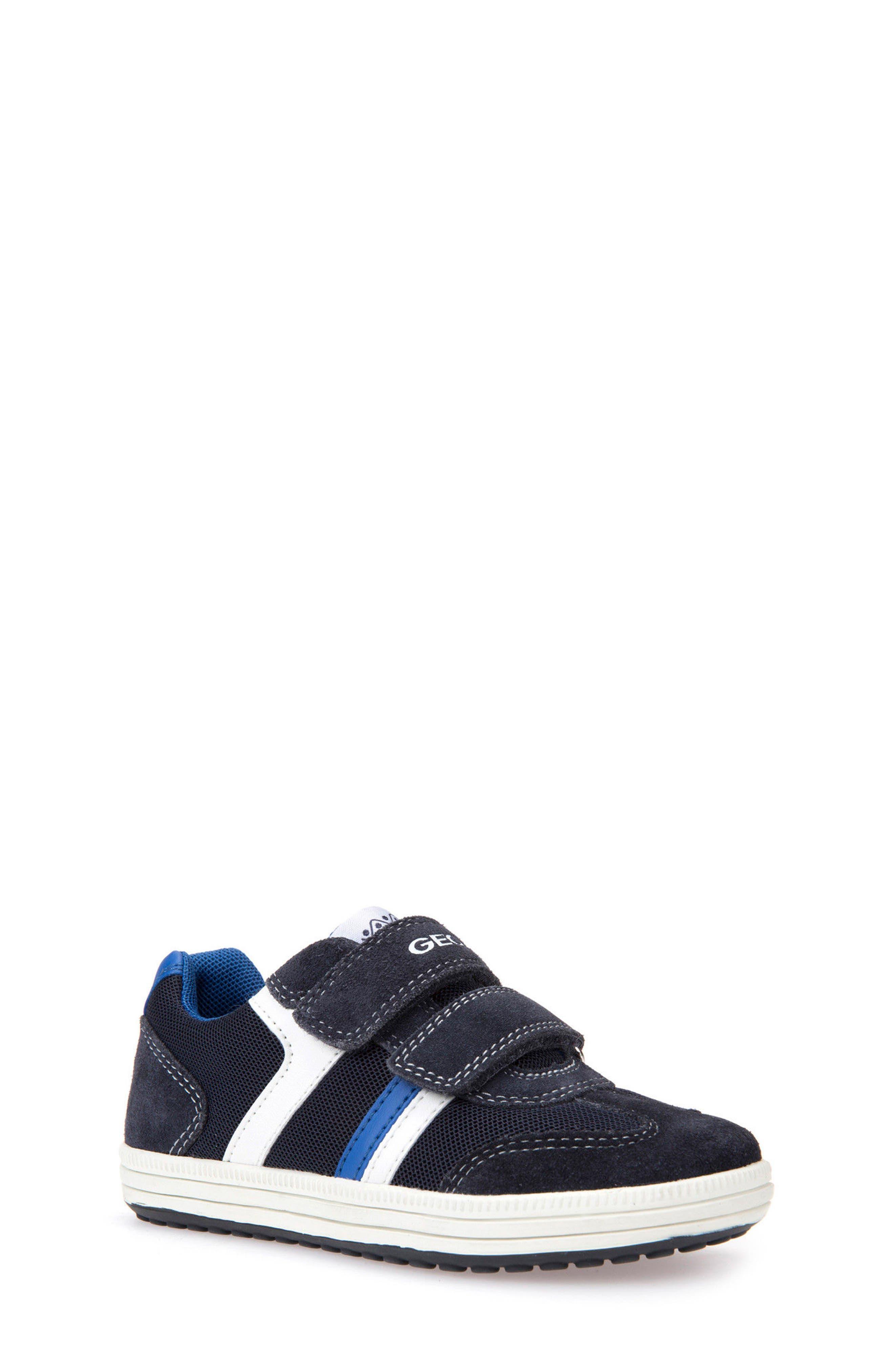 Kilwi Sneaker,                         Main,                         color, Navy/ White