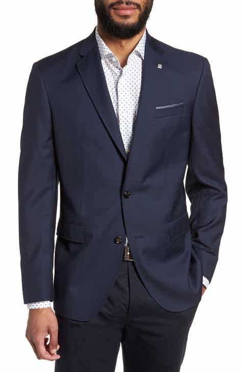 73fd124e3fcf Ted Baker London Trevi Slim Fit Wool Blazer