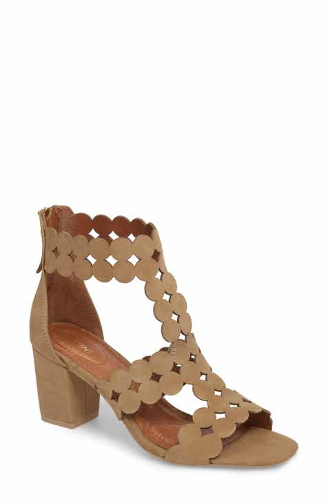 209eee0770d7 Sudini Novara Block Heel Sandal (Women)