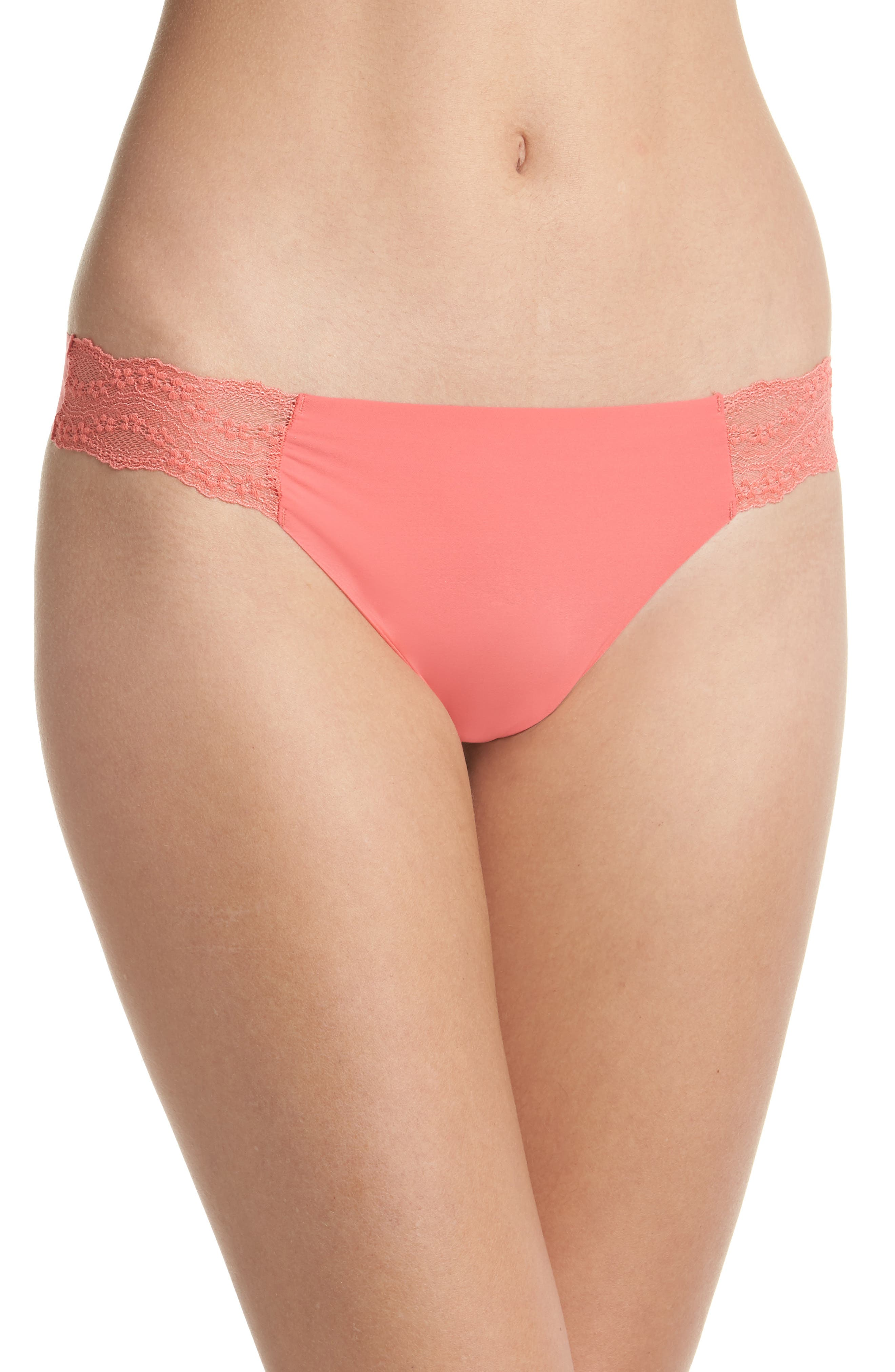 b.tempt'd by Wacoal b.bare Thong (3 for $33)
