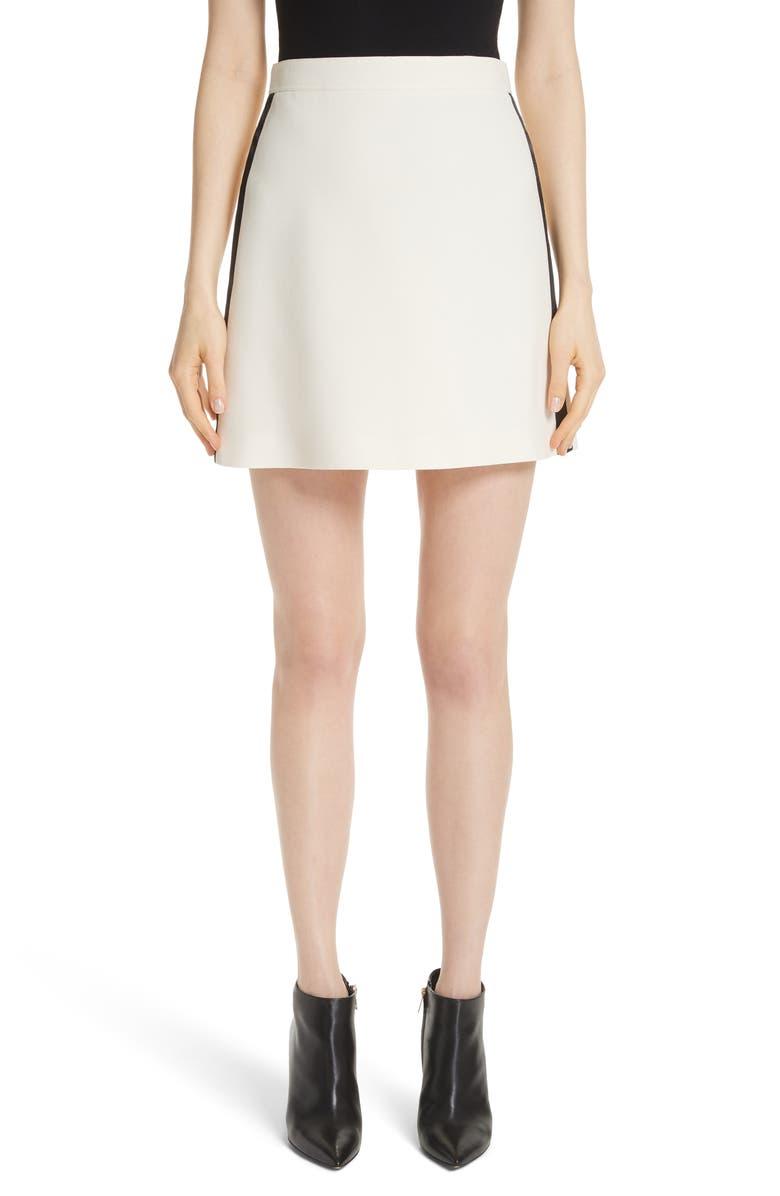 Stanforth Wool & Silk Skirt