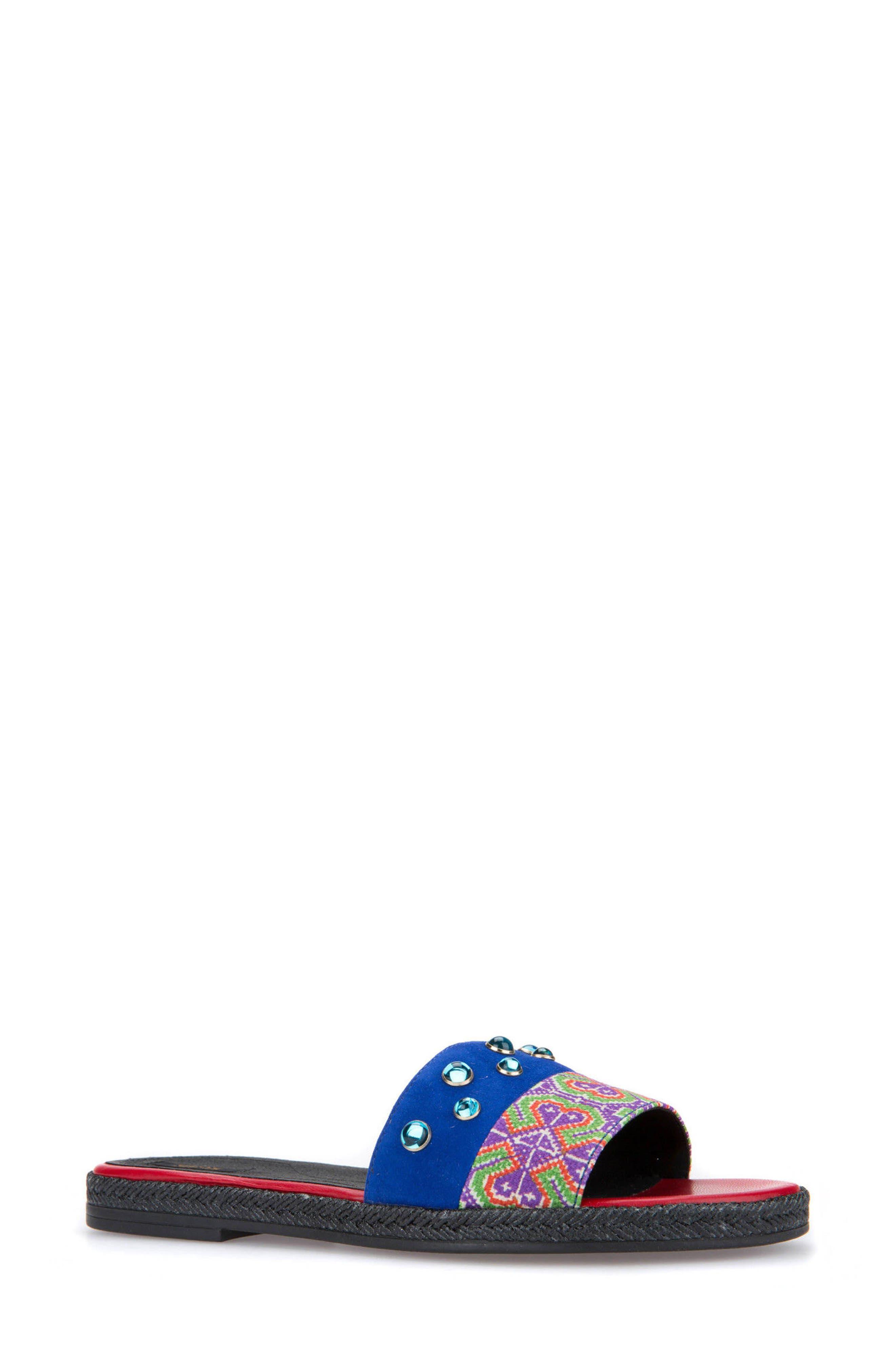 Geox Kolleen Slide Sandal (Women)