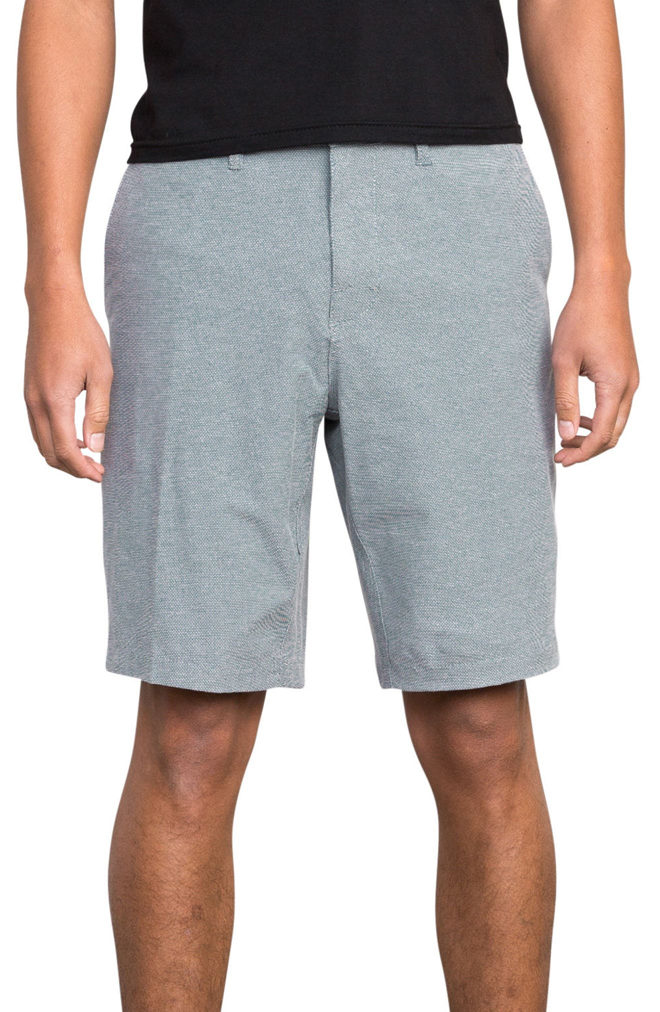 Holidaze Hybrid Shorts,                             Main thumbnail 1, color,                             Slate