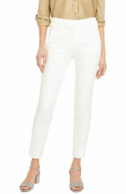 JCrew Cameron Four Season Crop Pants