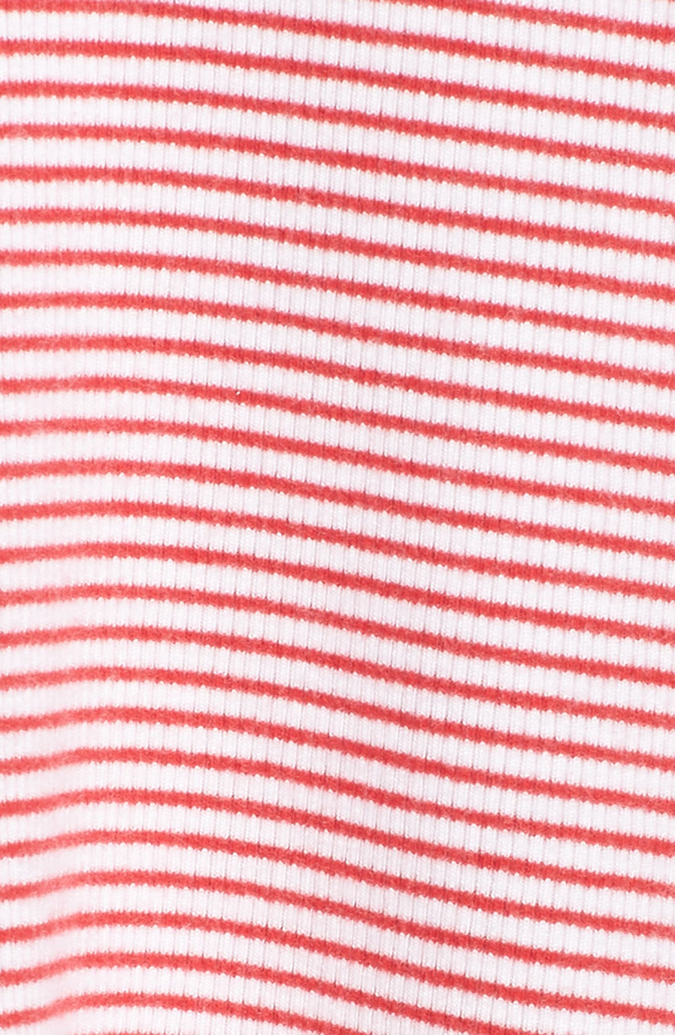 Mason du Soir Coco Tank,                             Alternate thumbnail 6, color,                             Red Stripe