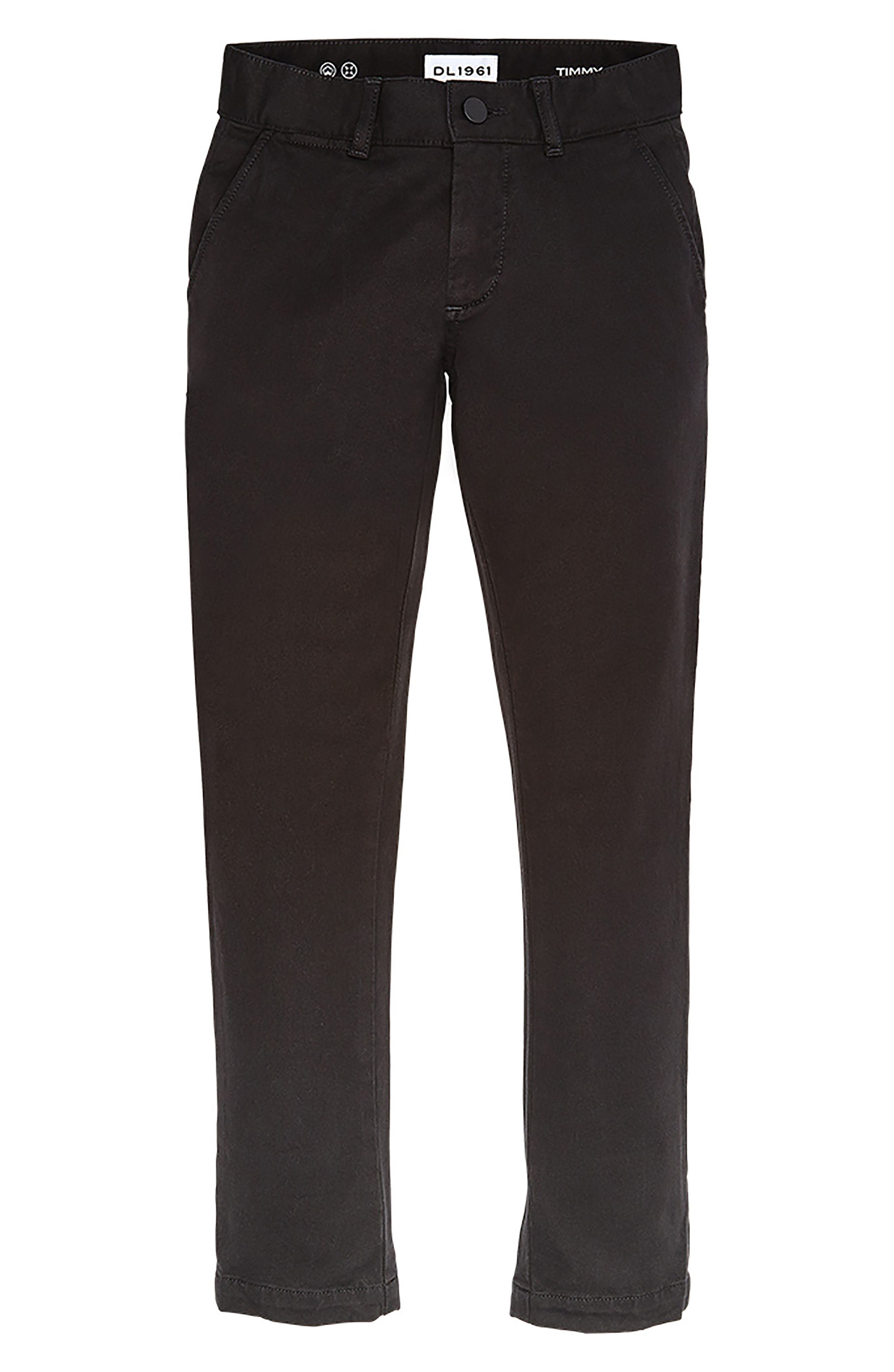 DL1961 Timmy Slim-Fit Chinos (Big Boys)