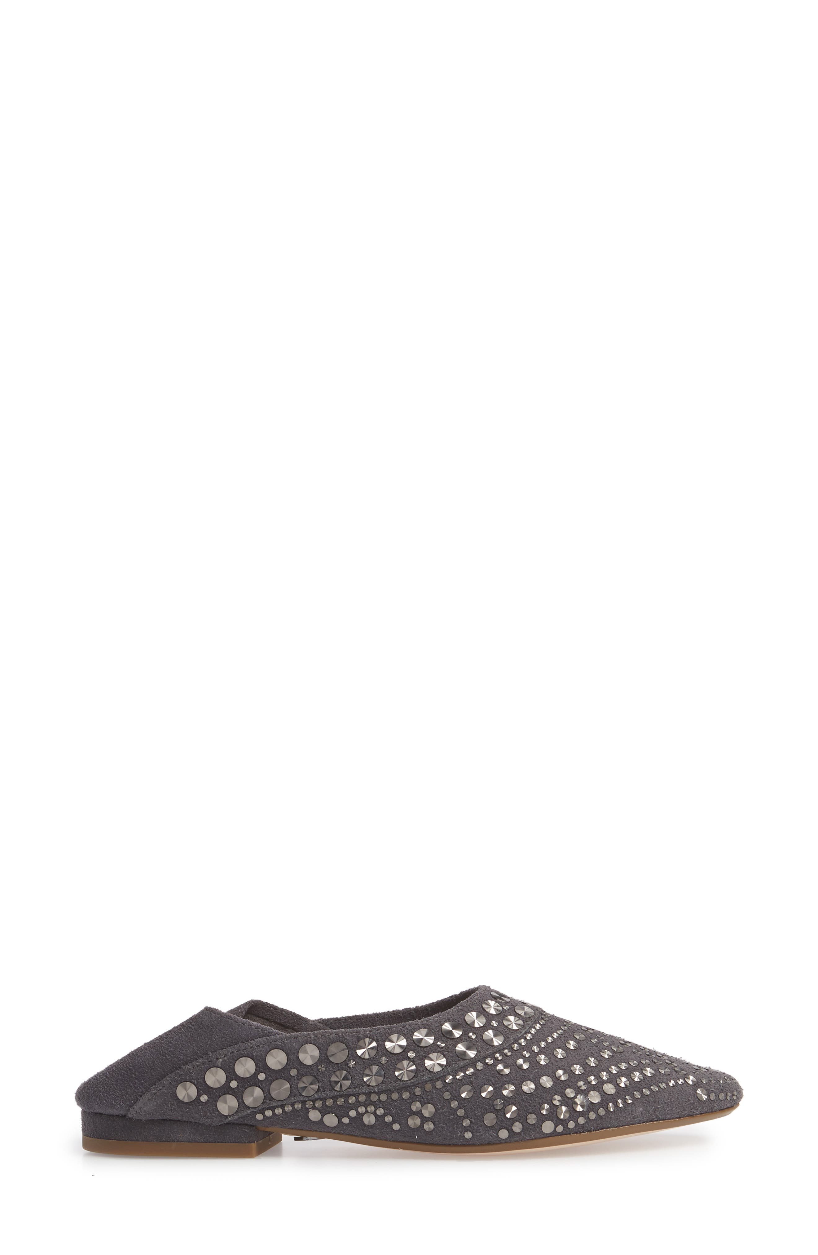 Cecelia New York Mojito Convertible Studded Flat