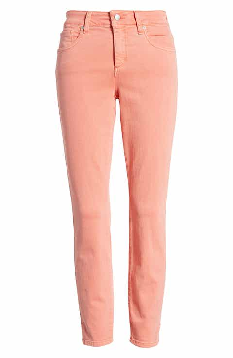 NYDJ Ami Stretch Ankle Skinny Jeans (Regular & Petite)