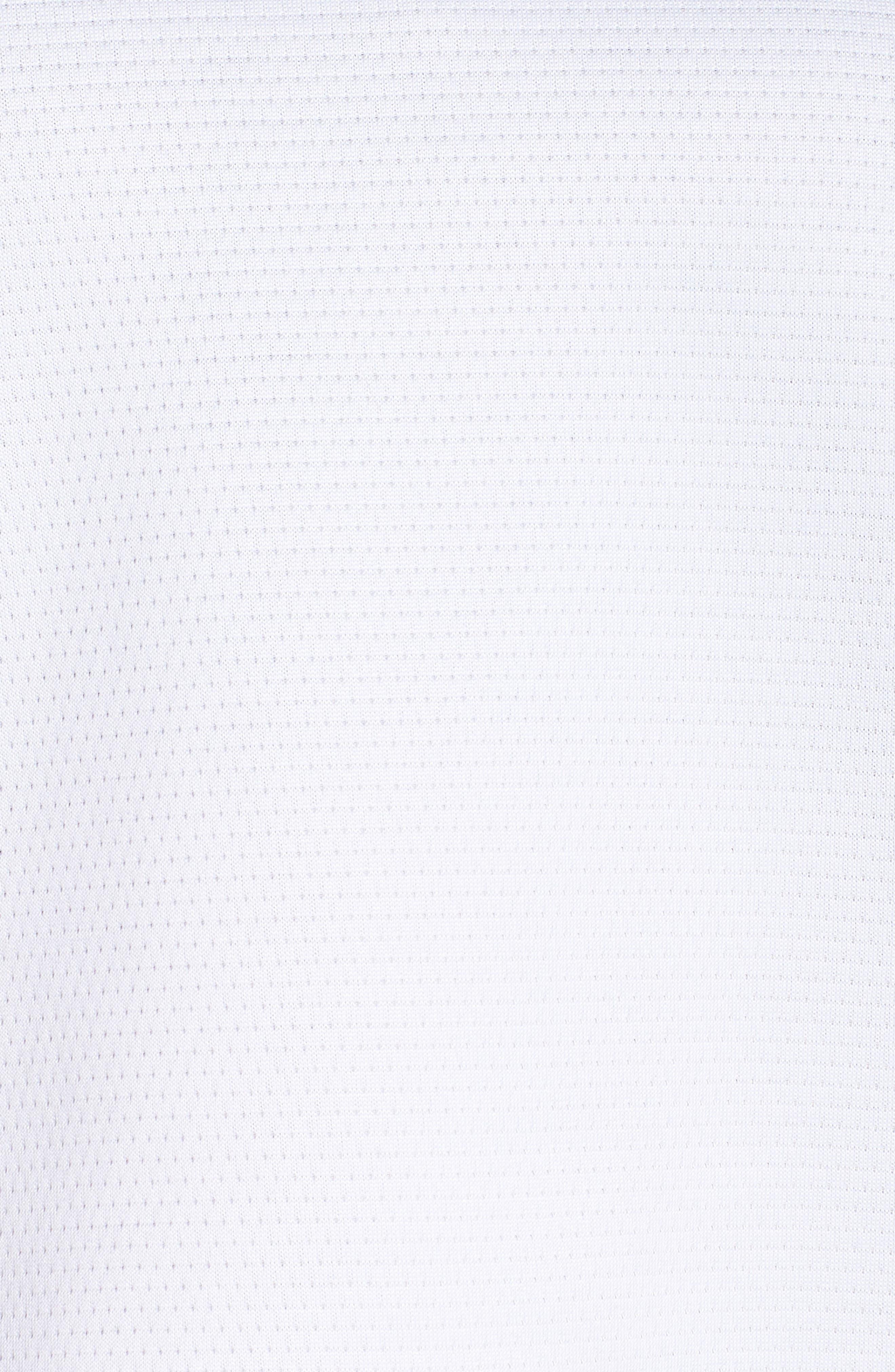 Sportswear Teched Out Tank,                             Alternate thumbnail 6, color,                             White/ Black