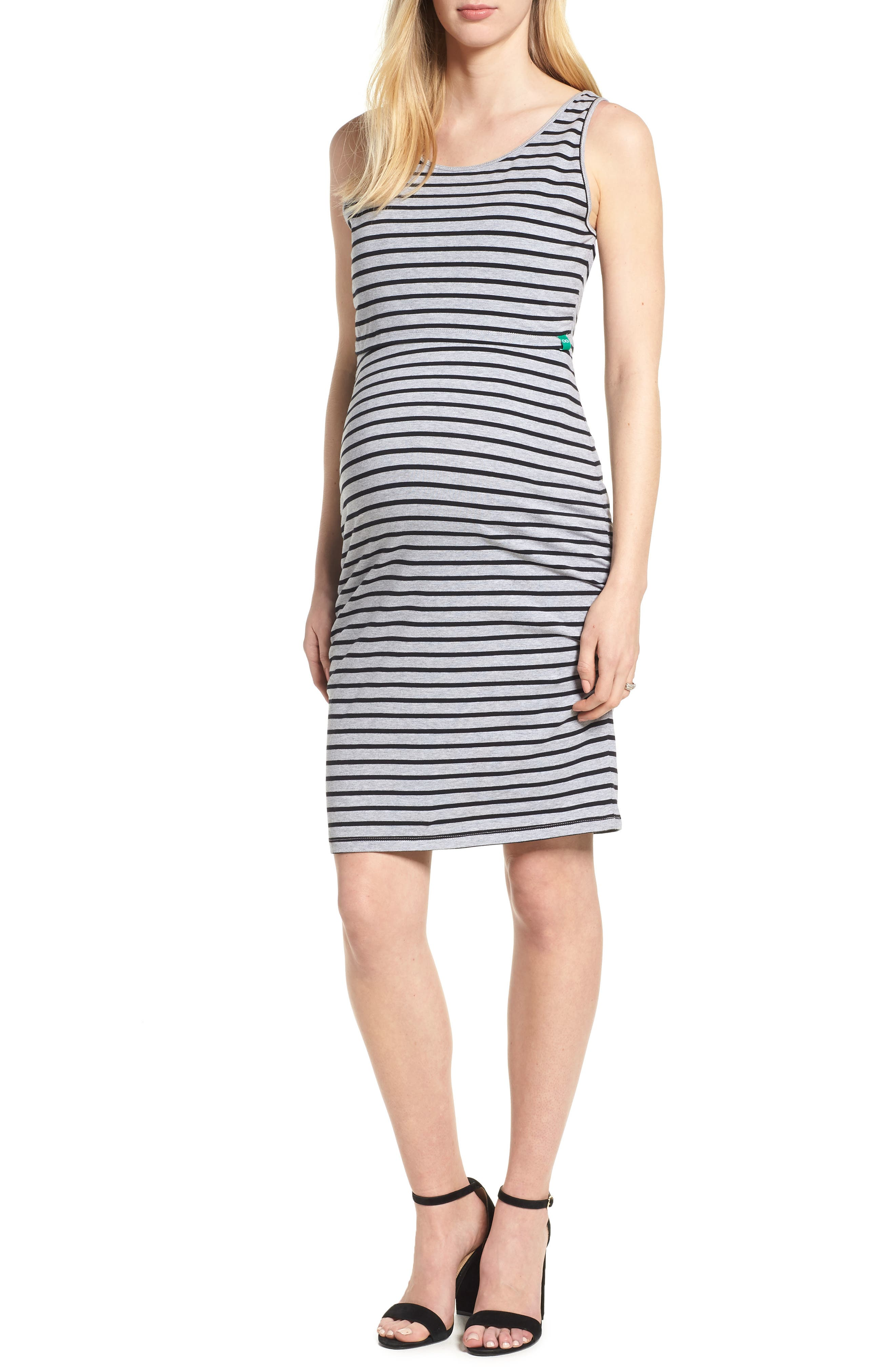 Modern Eternity Maternity/Nursing Tank Dress
