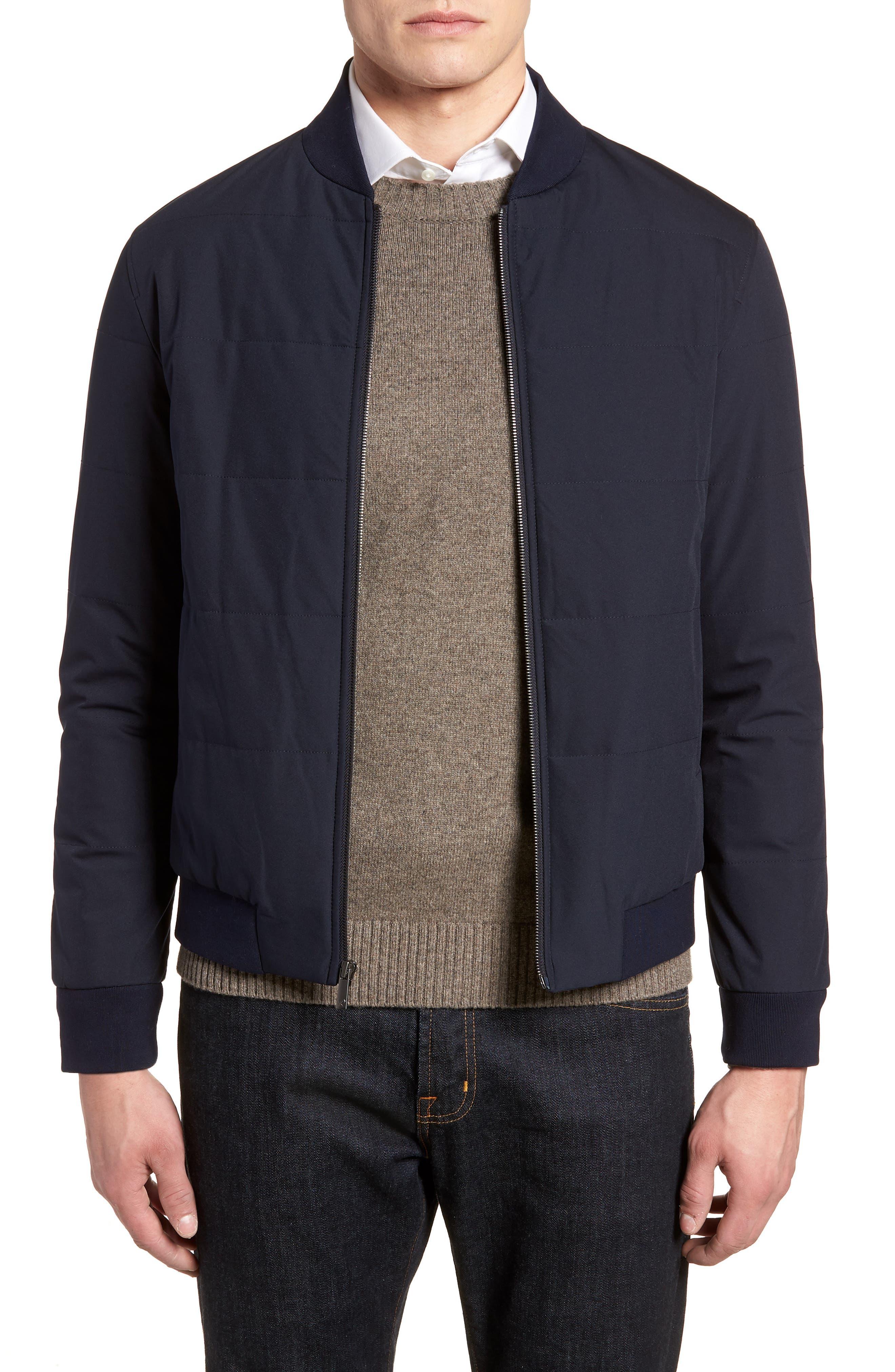 Brant Jacket,                         Main,                         color, Navy