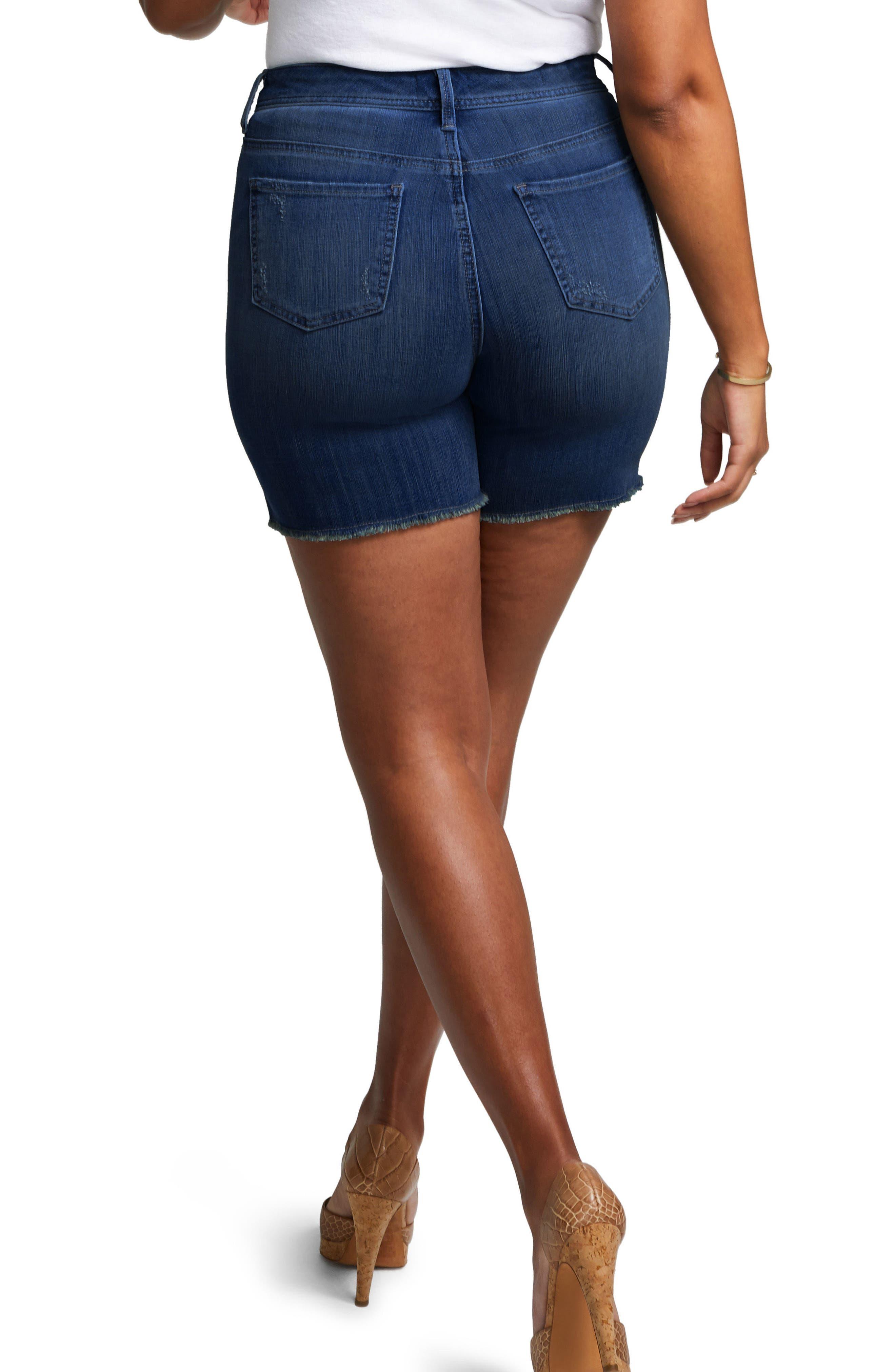 Shape Slim Straight Shorts,                             Alternate thumbnail 2, color,                             Gladiator