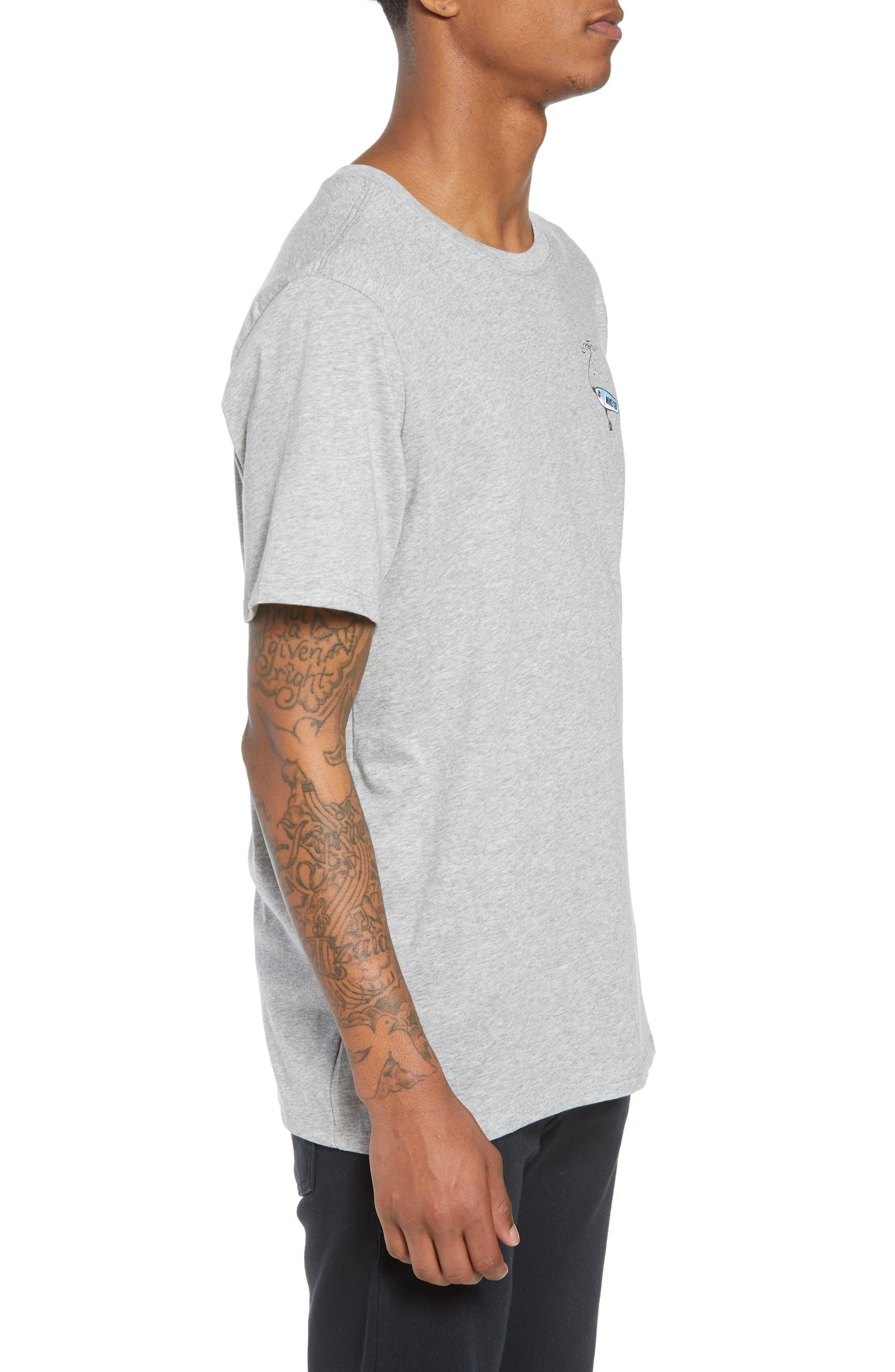 Alternate Image 2  - Nike SB Dry Walrus T-Shirt