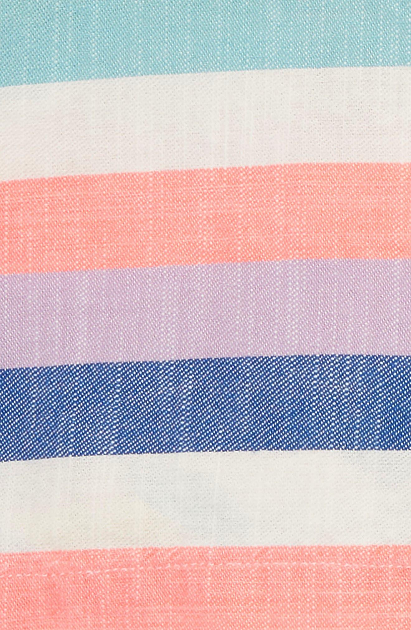 Bright Adventure Shorts,                             Alternate thumbnail 2, color,                             Candy Stripe Mul