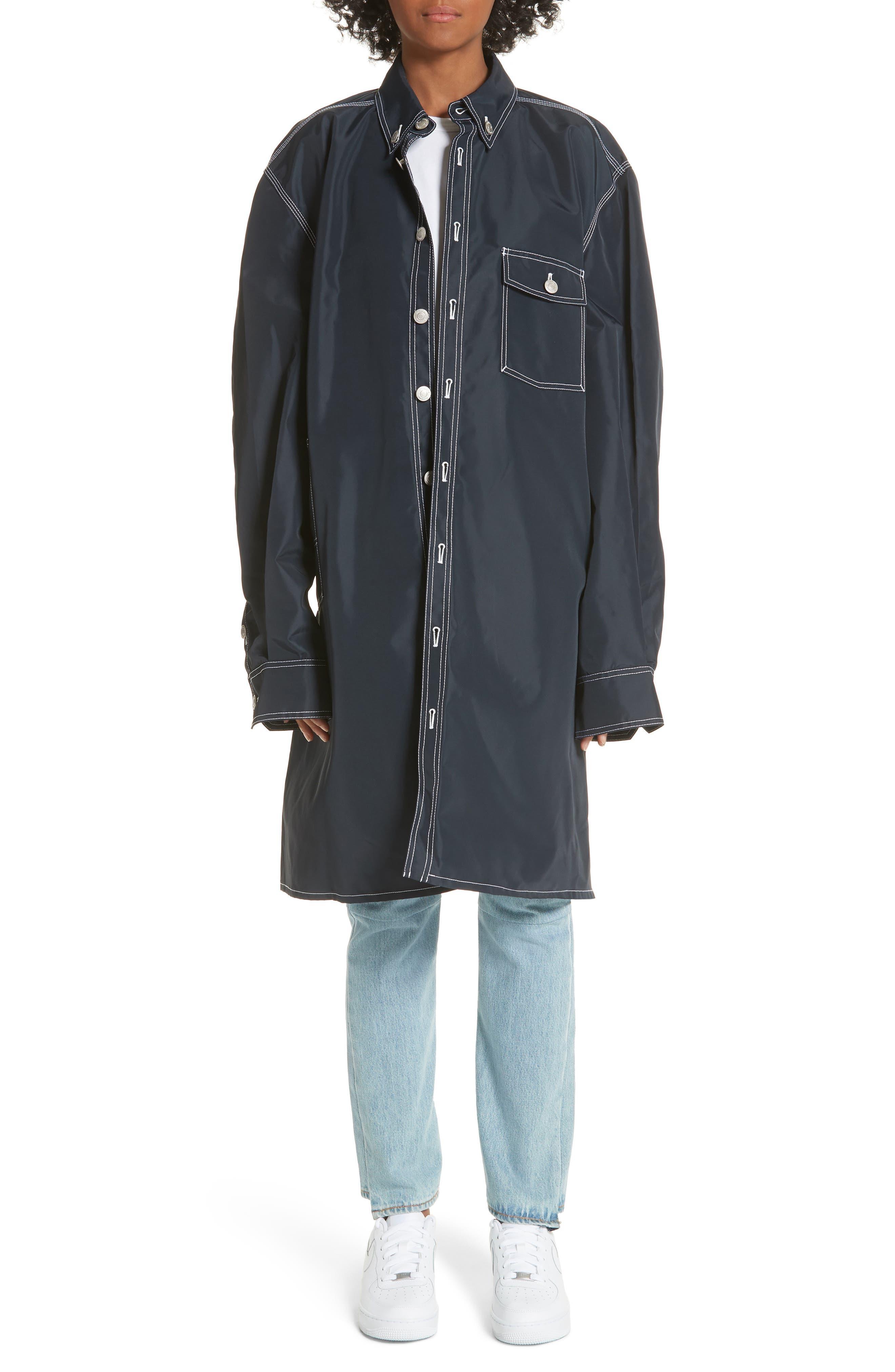 Alternate Image 1 Selected - Vetements Workwear Coat