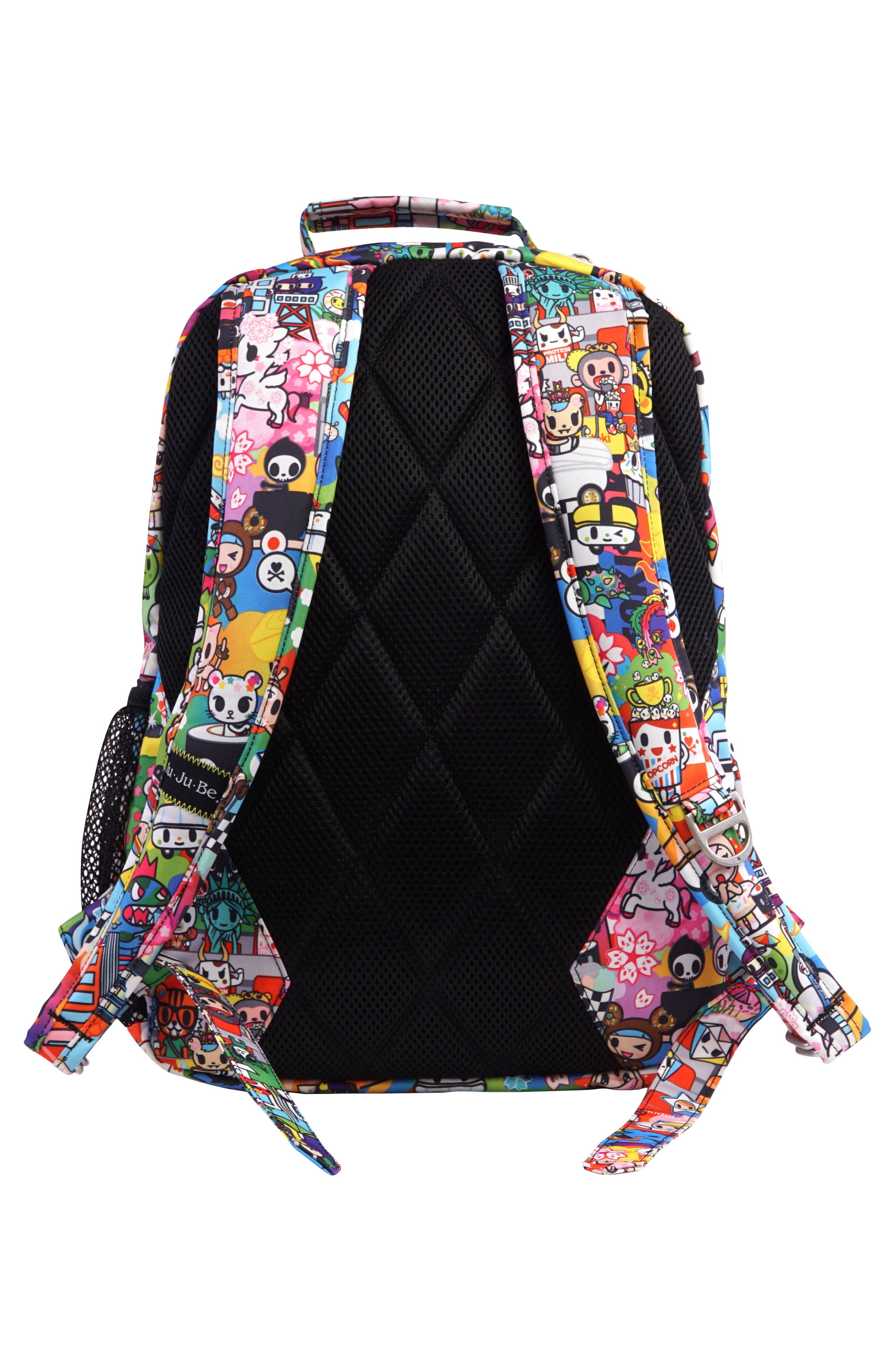 x tokidoki Be Packed Diaper Backpack,                             Alternate thumbnail 2, color,                             Sushi Cars