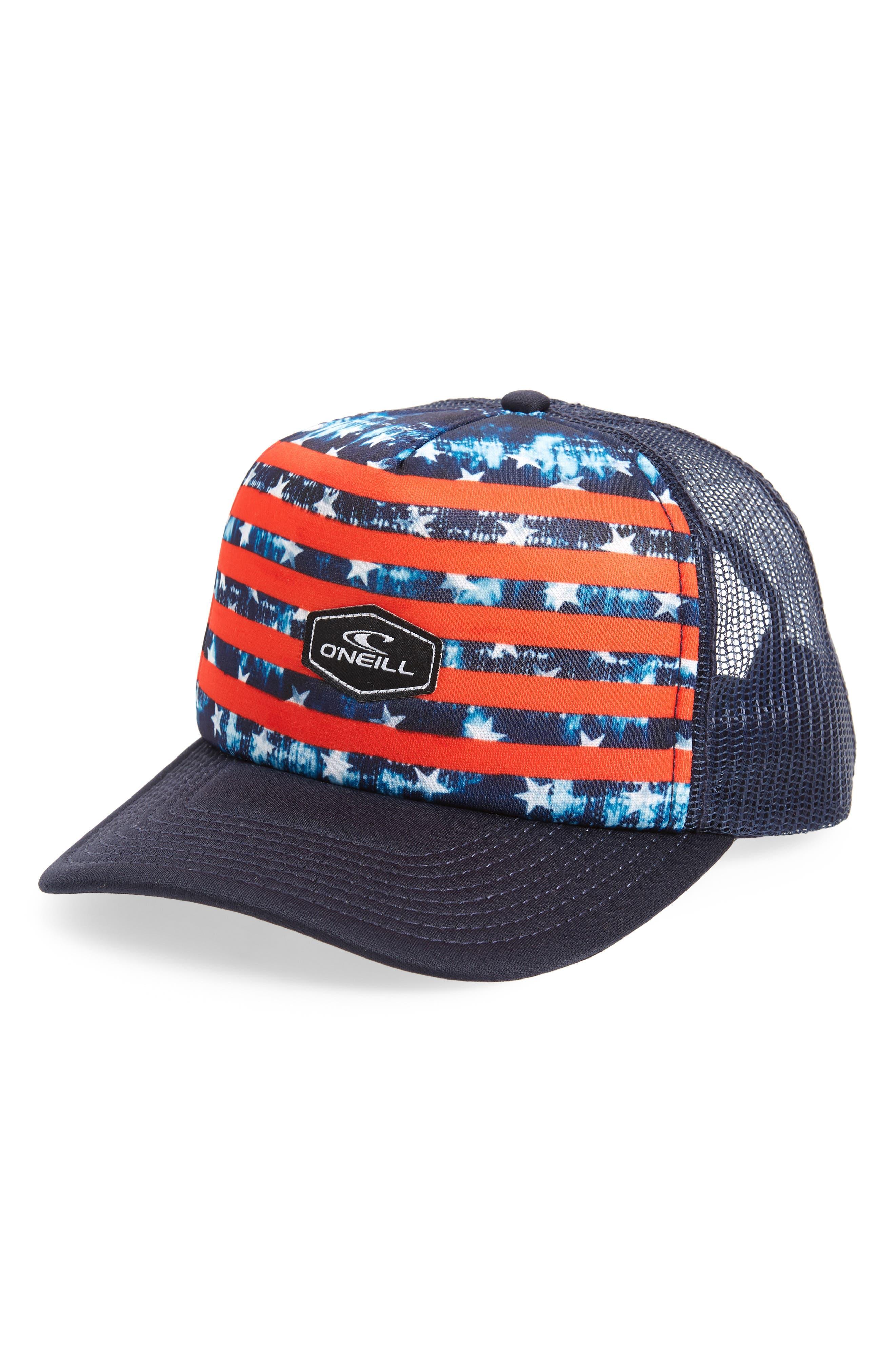 O'Neill EZ Freak Trucker Hat