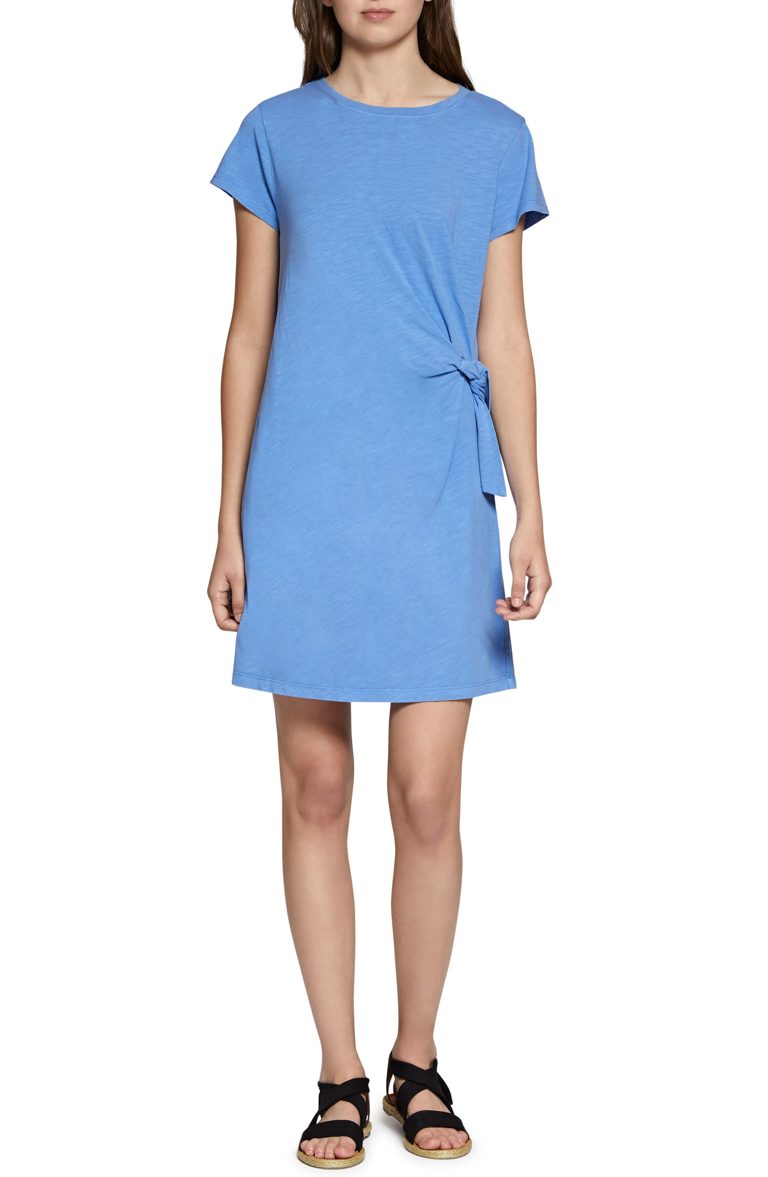 Wrapsody Dress,                         Main,                         color, Iris