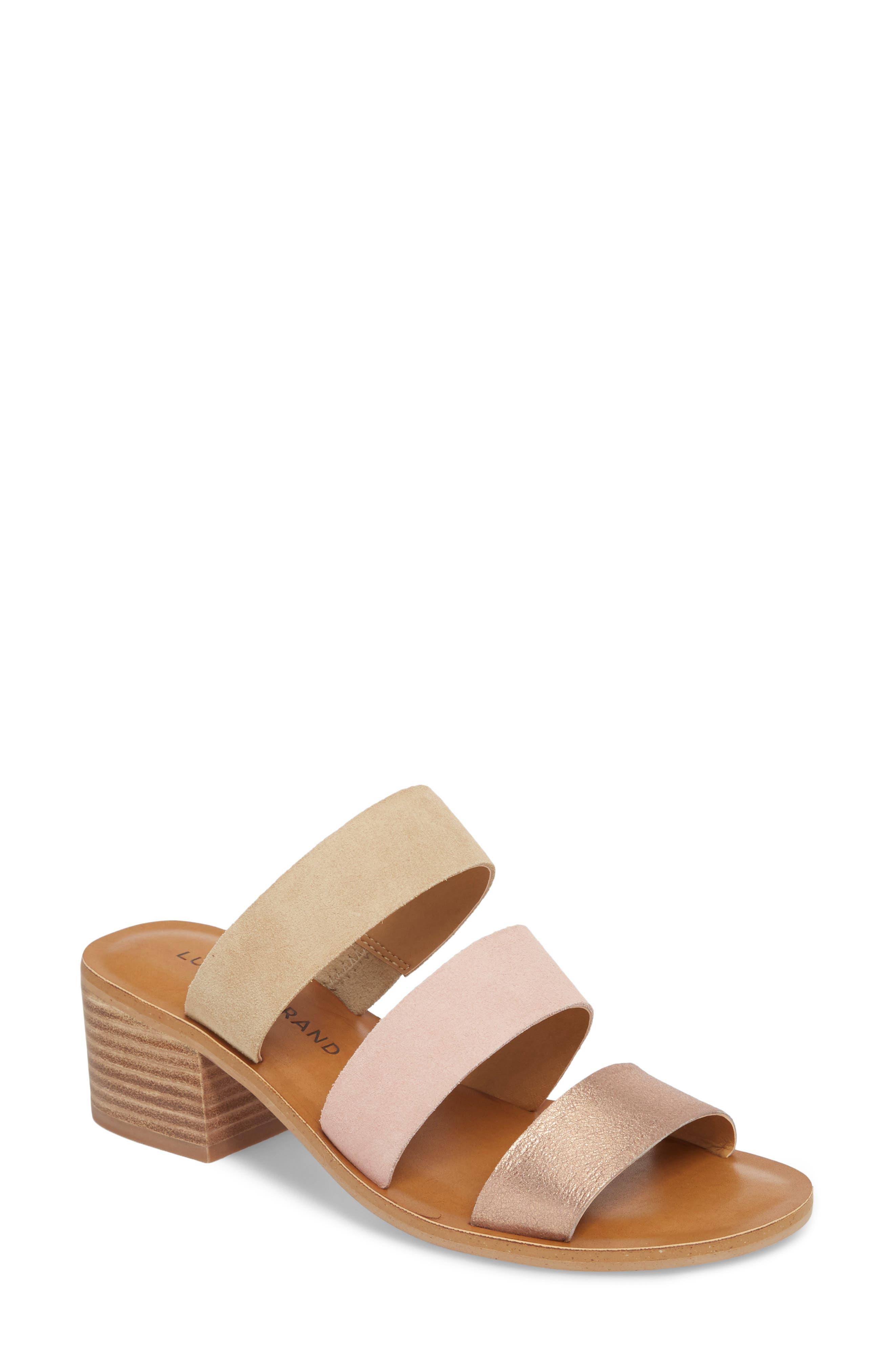 Lucky Brand Rileigh Slide Sandal (Women)