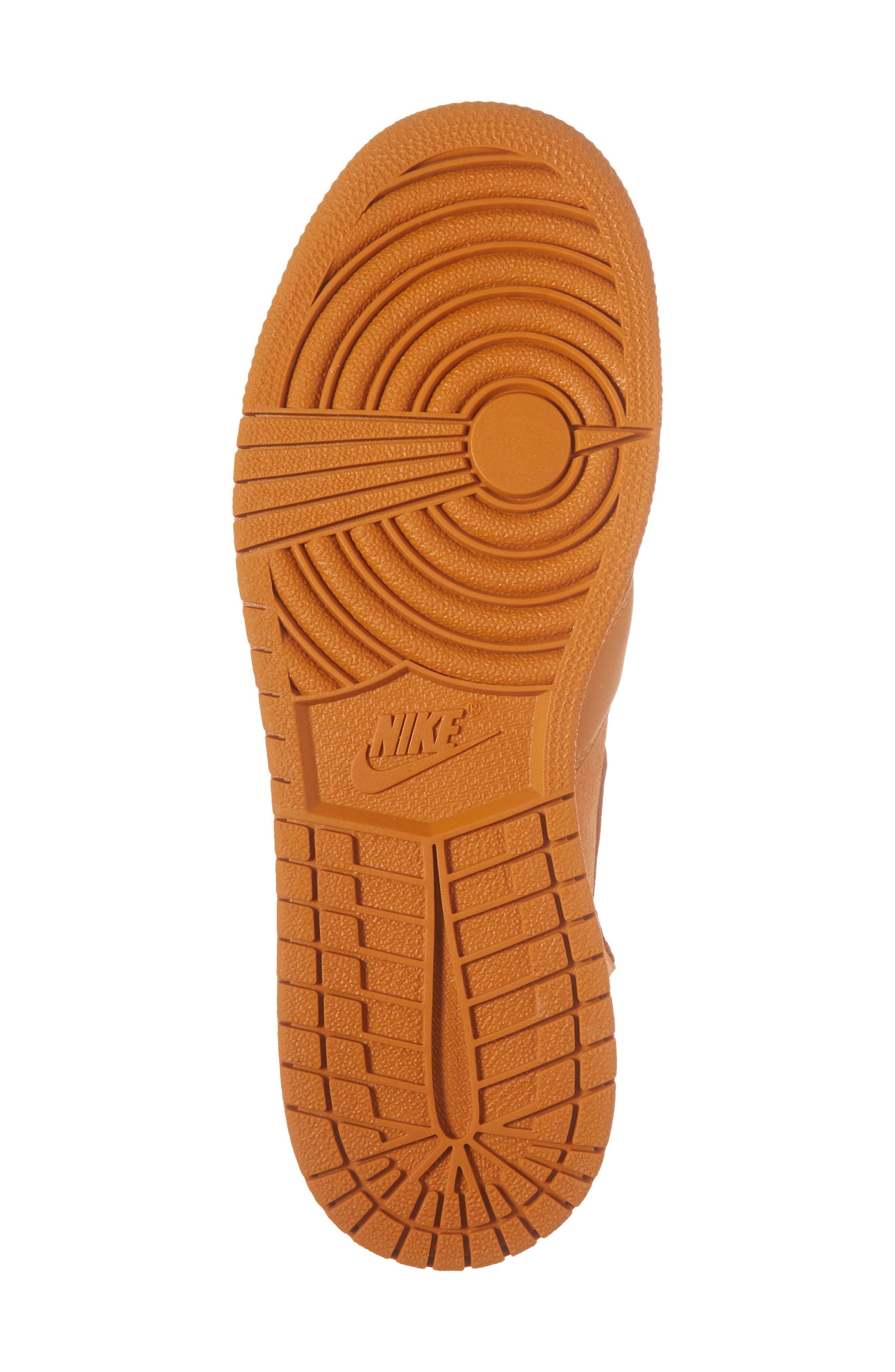 Air Jordan 1 Rebel XX High Top Sneaker,                             Alternate thumbnail 6, color,                             Cinder Orange