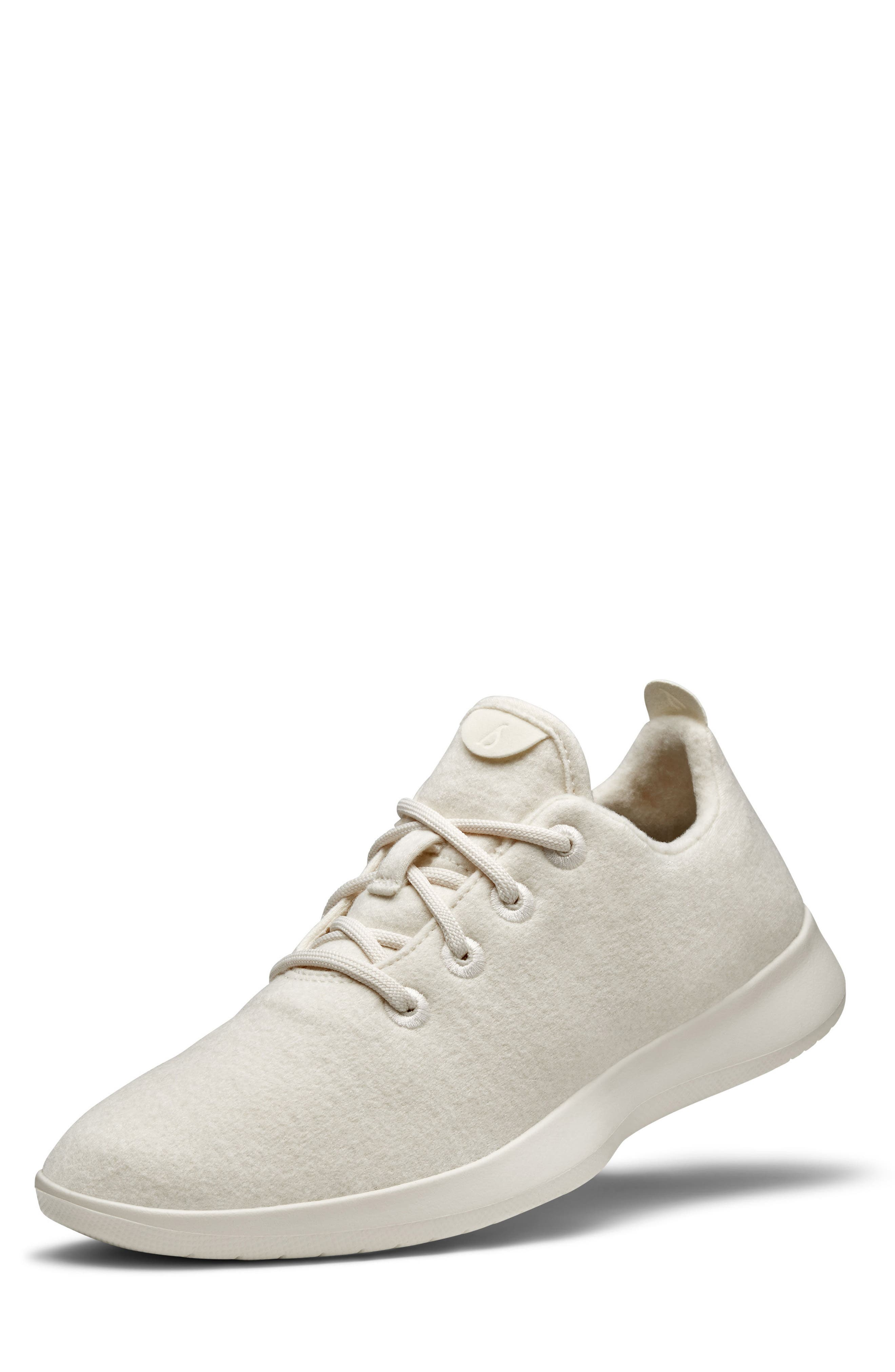 Wool Runner,                         Main,                         color, Natural White
