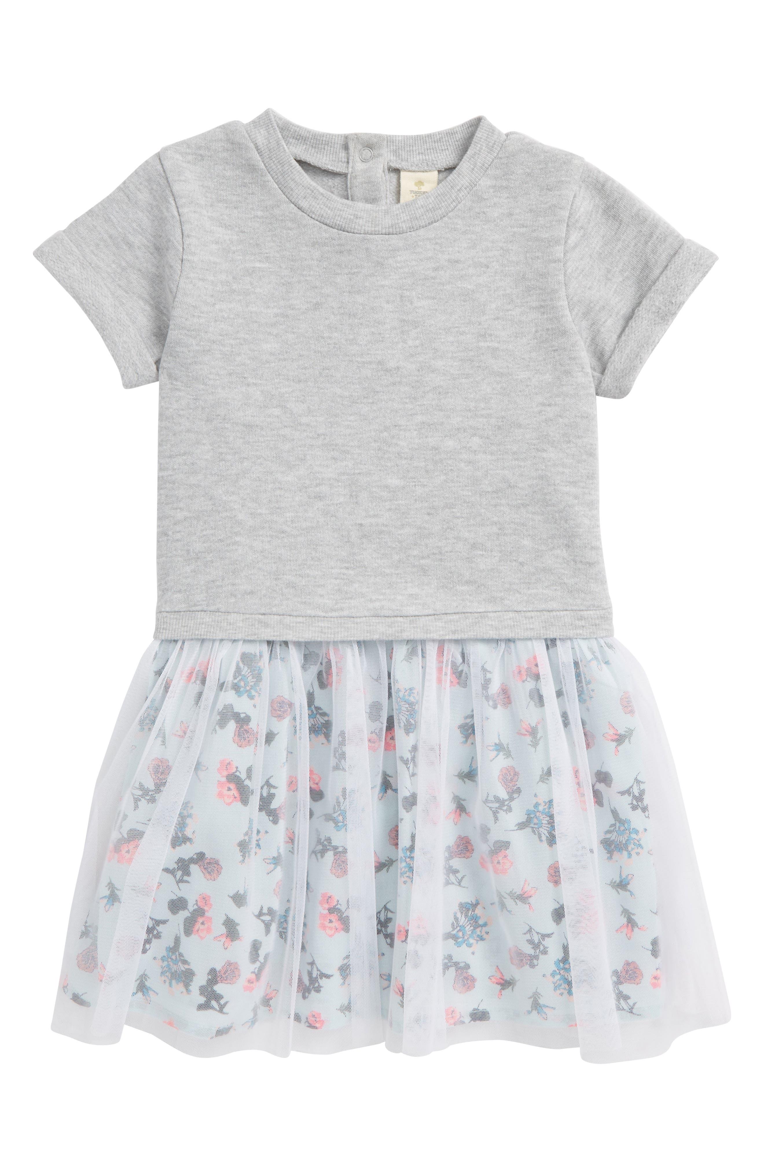 Tucker + Tate Tulle Dress (Baby Girls)