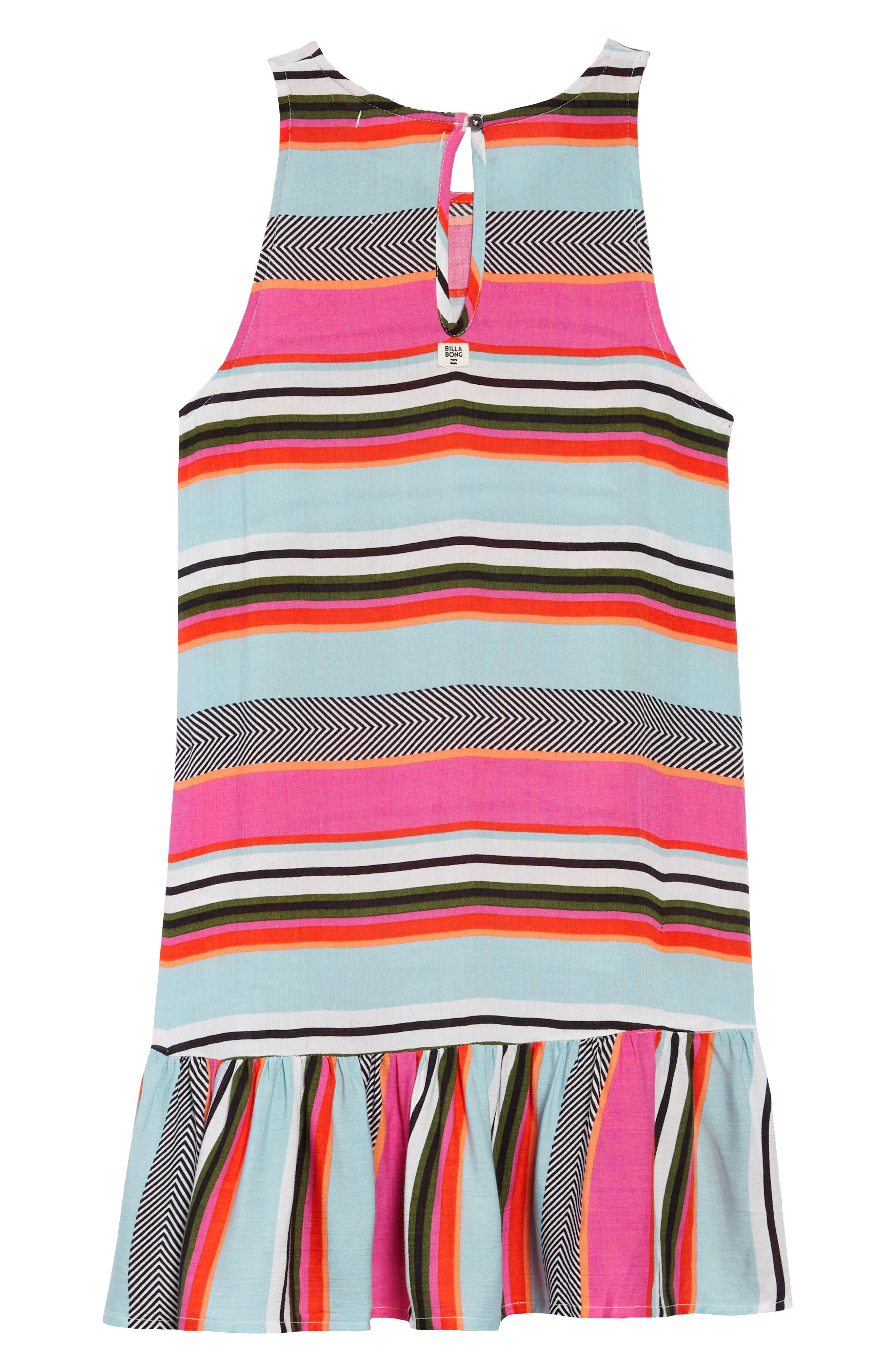 Universal Love Stripe Dress,                             Alternate thumbnail 2, color,                             Beach Glass